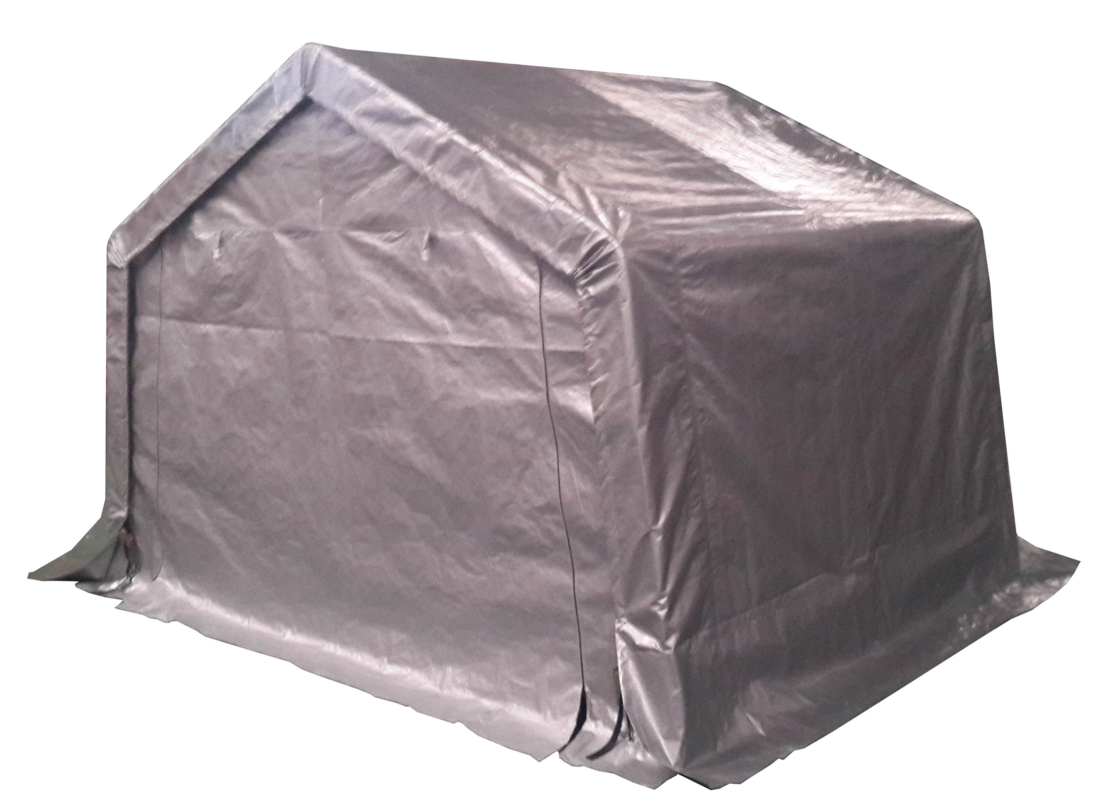 Cover Metal Shed : Foxhunter waterproof motor bike cover storage shed tent