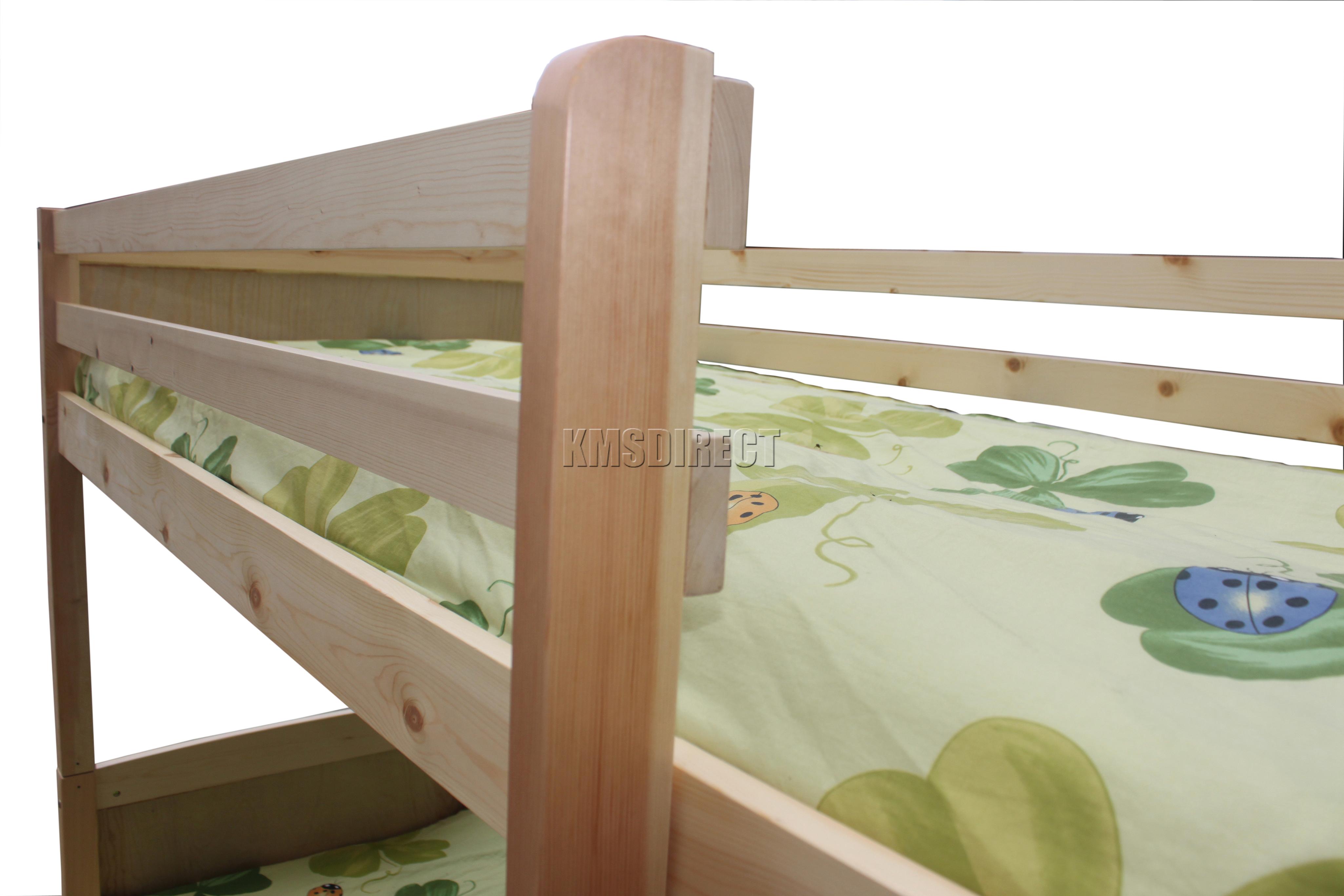 Westwood Litera 3ft Madera Marco de madera infantil sin colchón ...