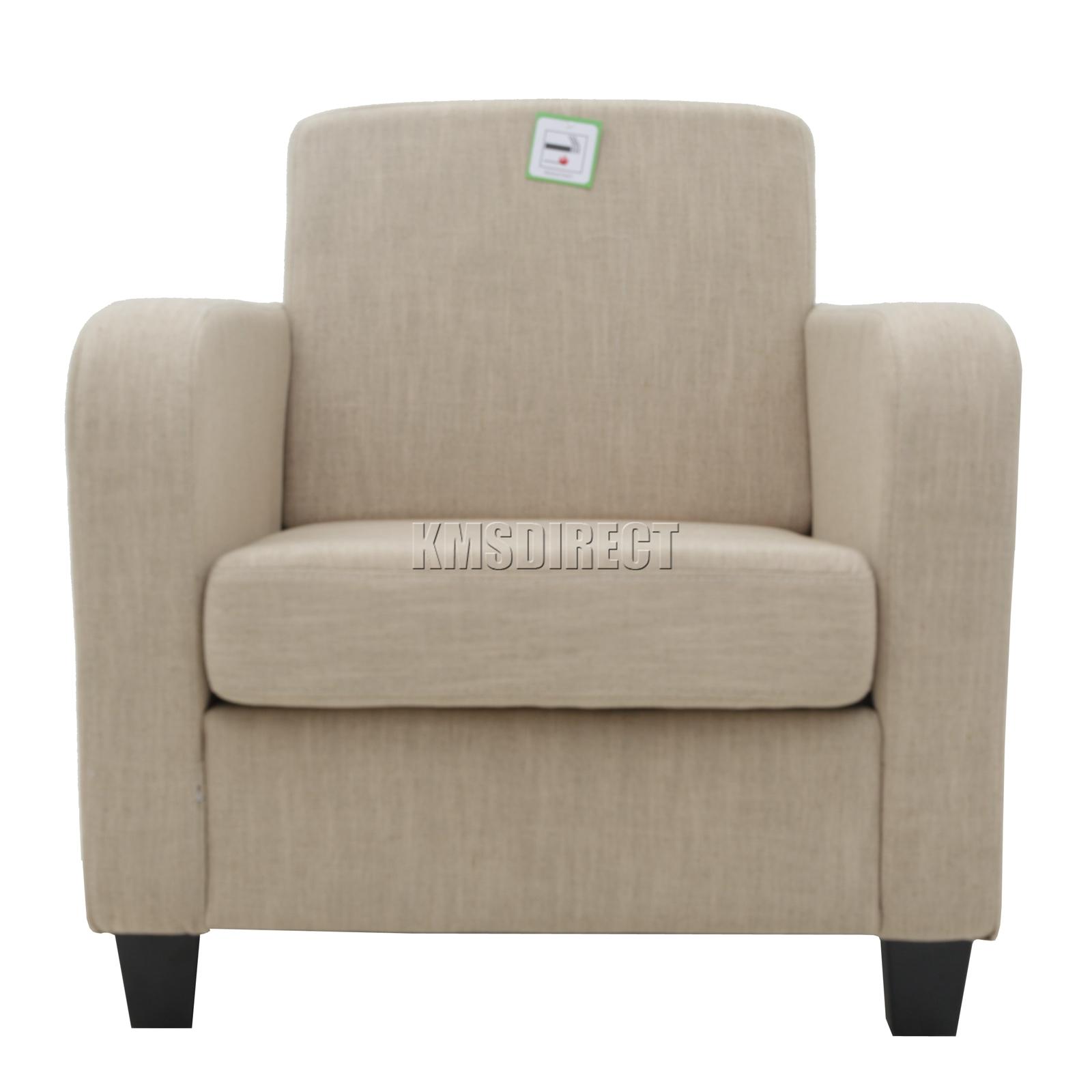 Foxhunter tela de lino butaca comedor sala de estar sal n for Sala de estar oficina