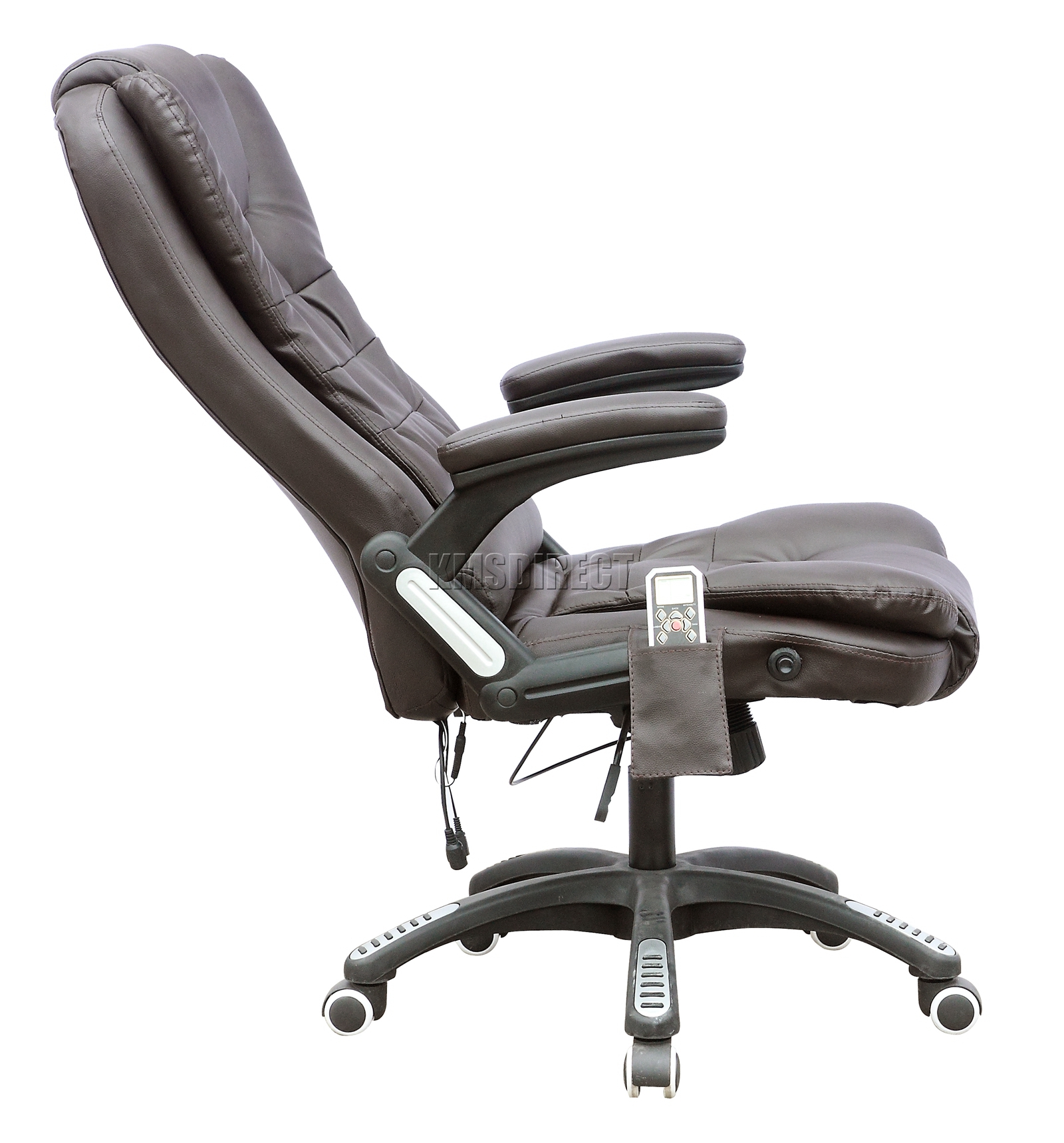 chairs pain ergonomic back office size reclining chair with executive footrest for original recliner