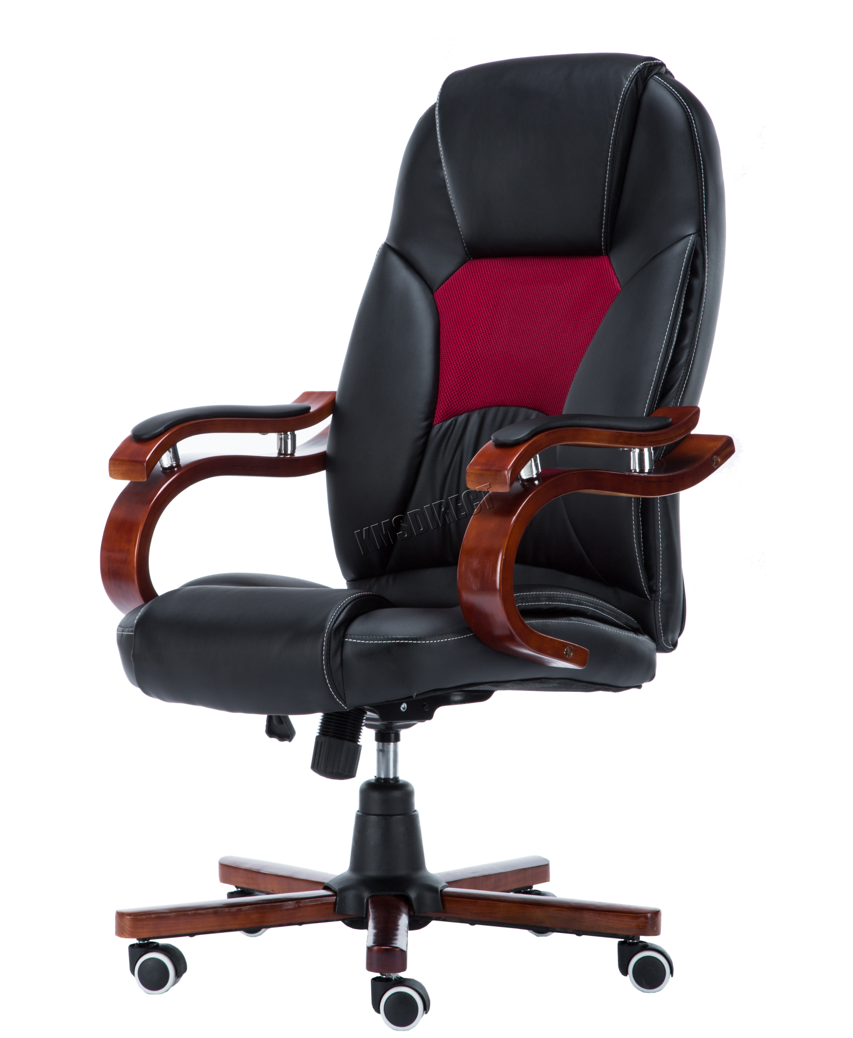 Westwood Computer Executive Office Chair Pu Leather Swivel