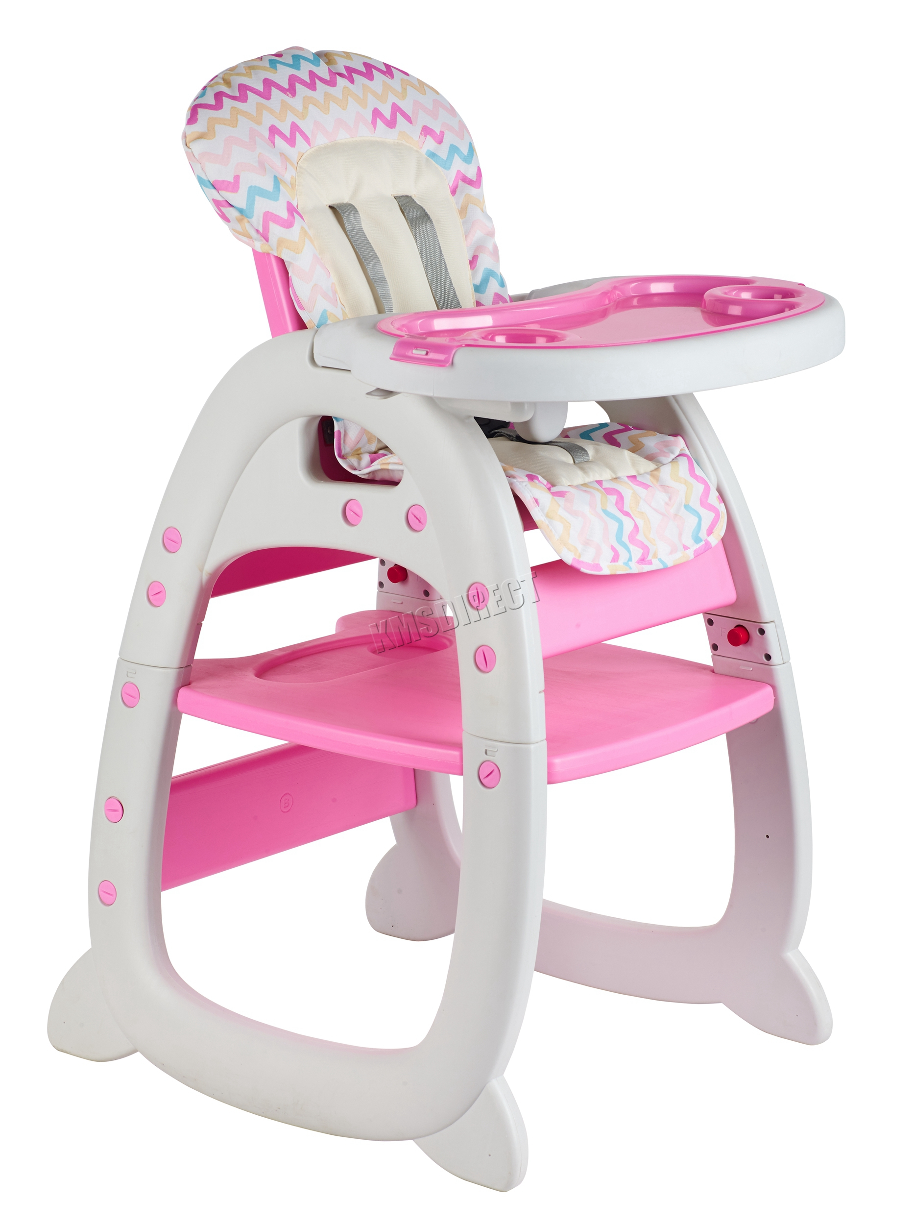 Foxhunter Baby Highchair Infant High Feeding Seat 3in1