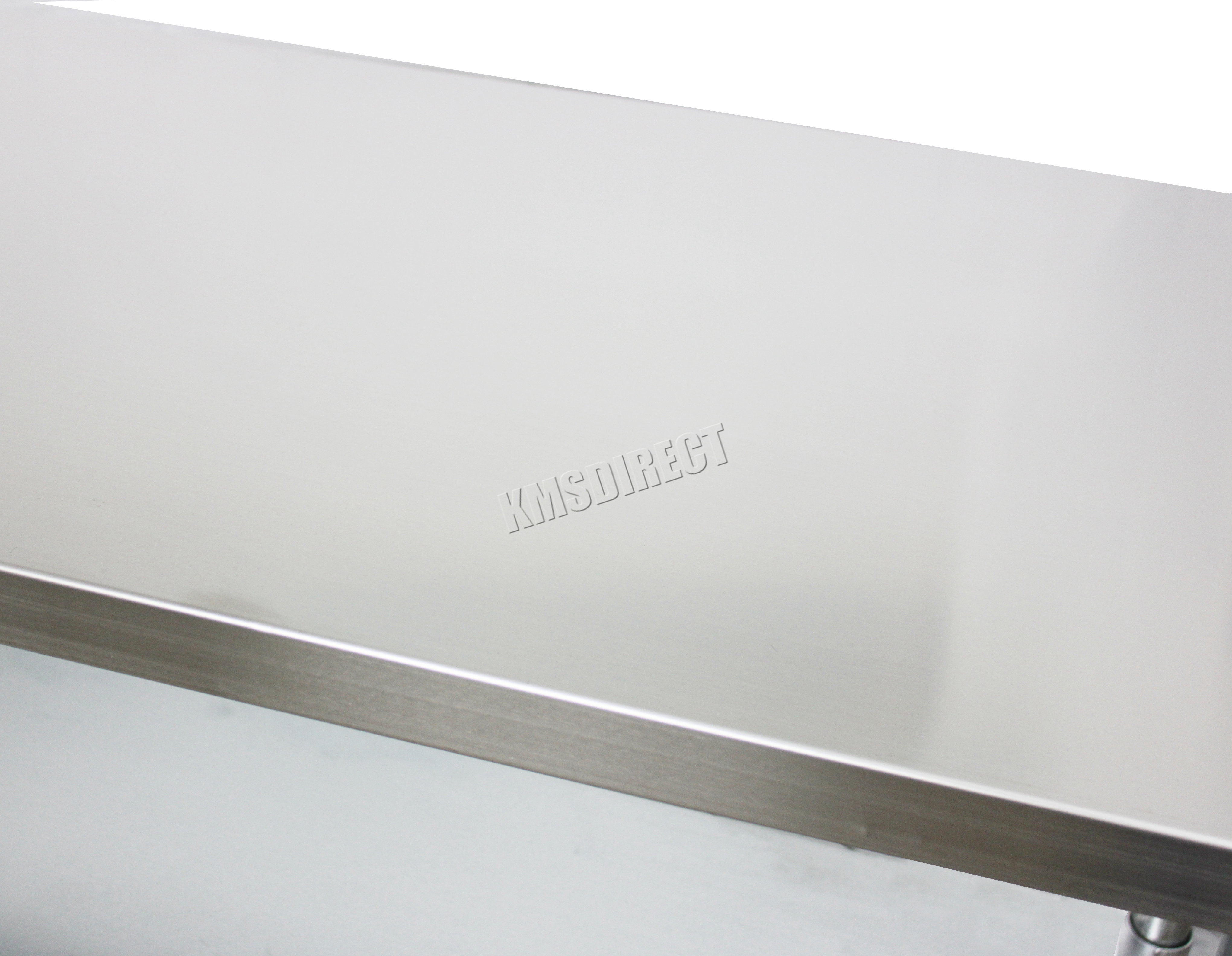 FoxHunter Stainless Steel Commercial Catering Table Work Bench ...