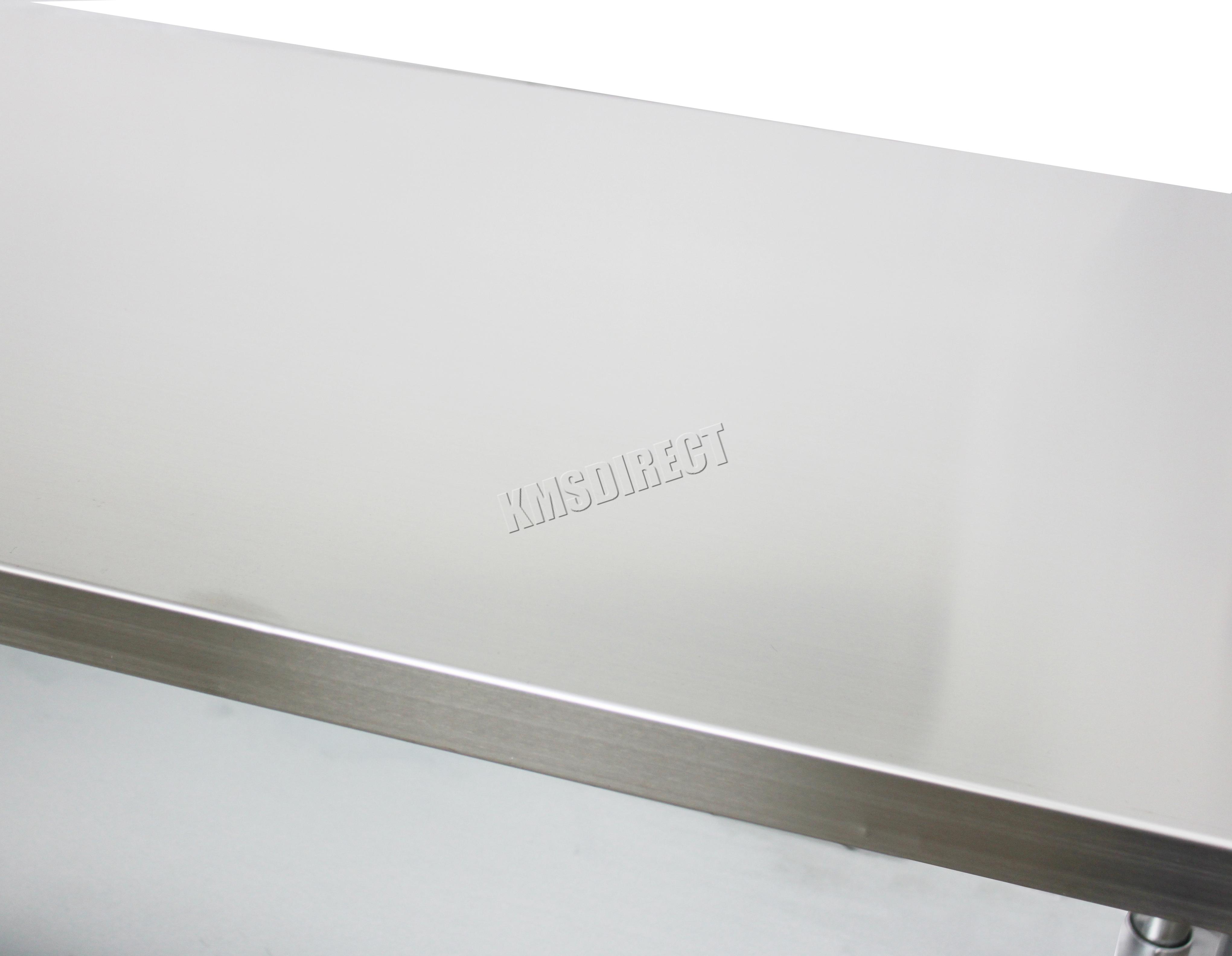 sentinelle westwood inox commercial table travail paillasse de cuisine nouveau with tole inox. Black Bedroom Furniture Sets. Home Design Ideas