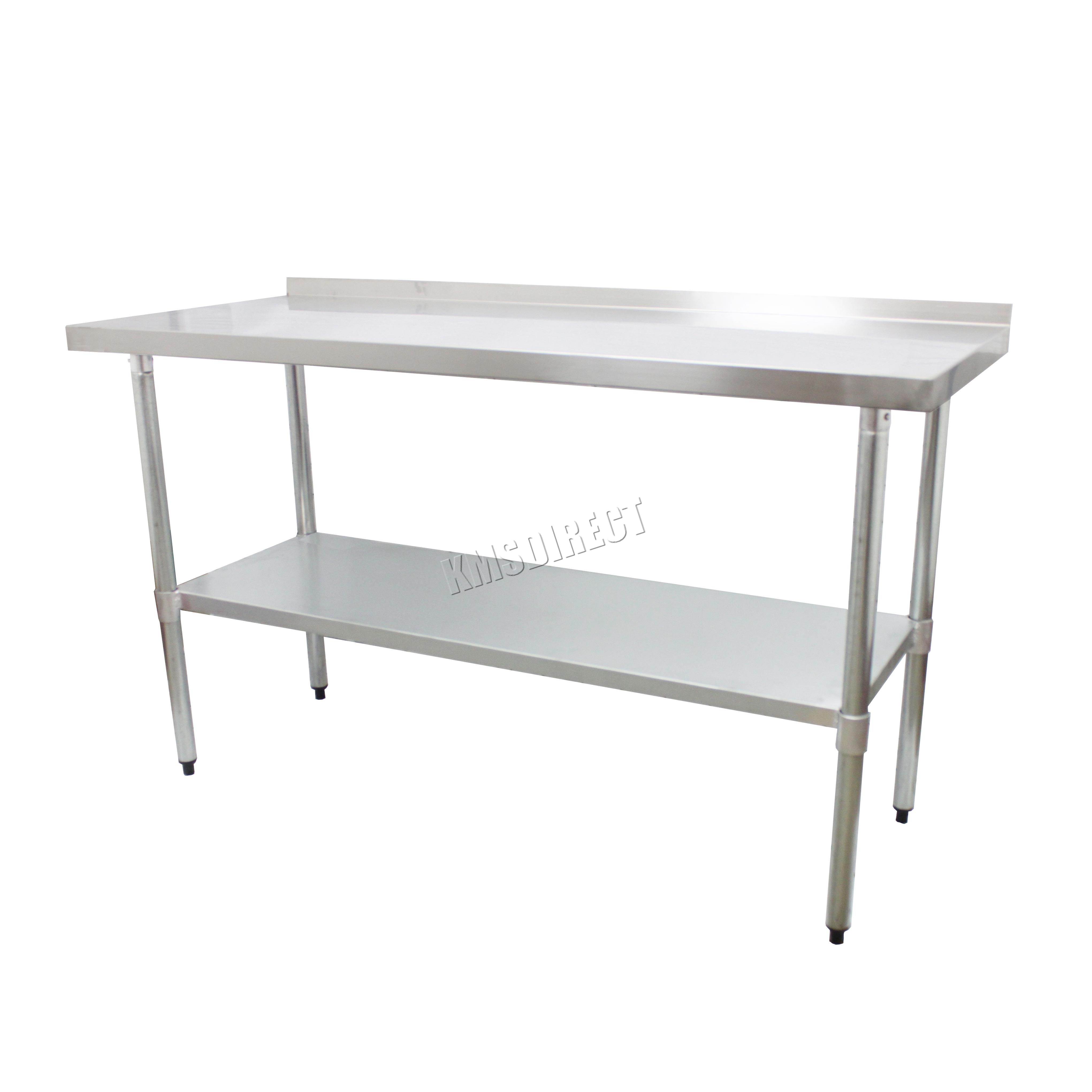 Stainless Steel Kitchen Benches: WestWood Stainless Steel Commercial Catering Table Work