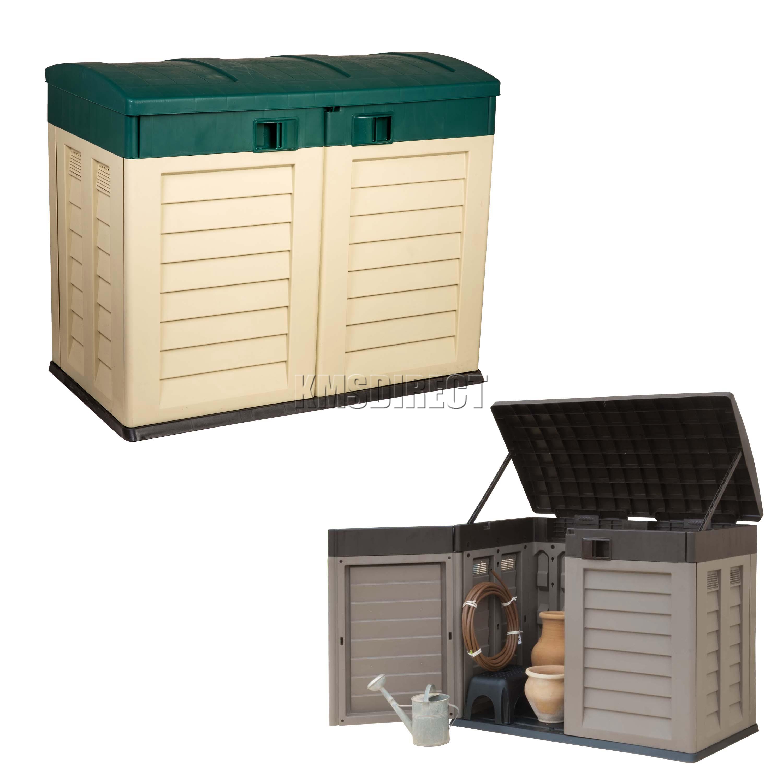Box Per Esterni Plastica.Box In Plastica Per Giardino Superstaradidas