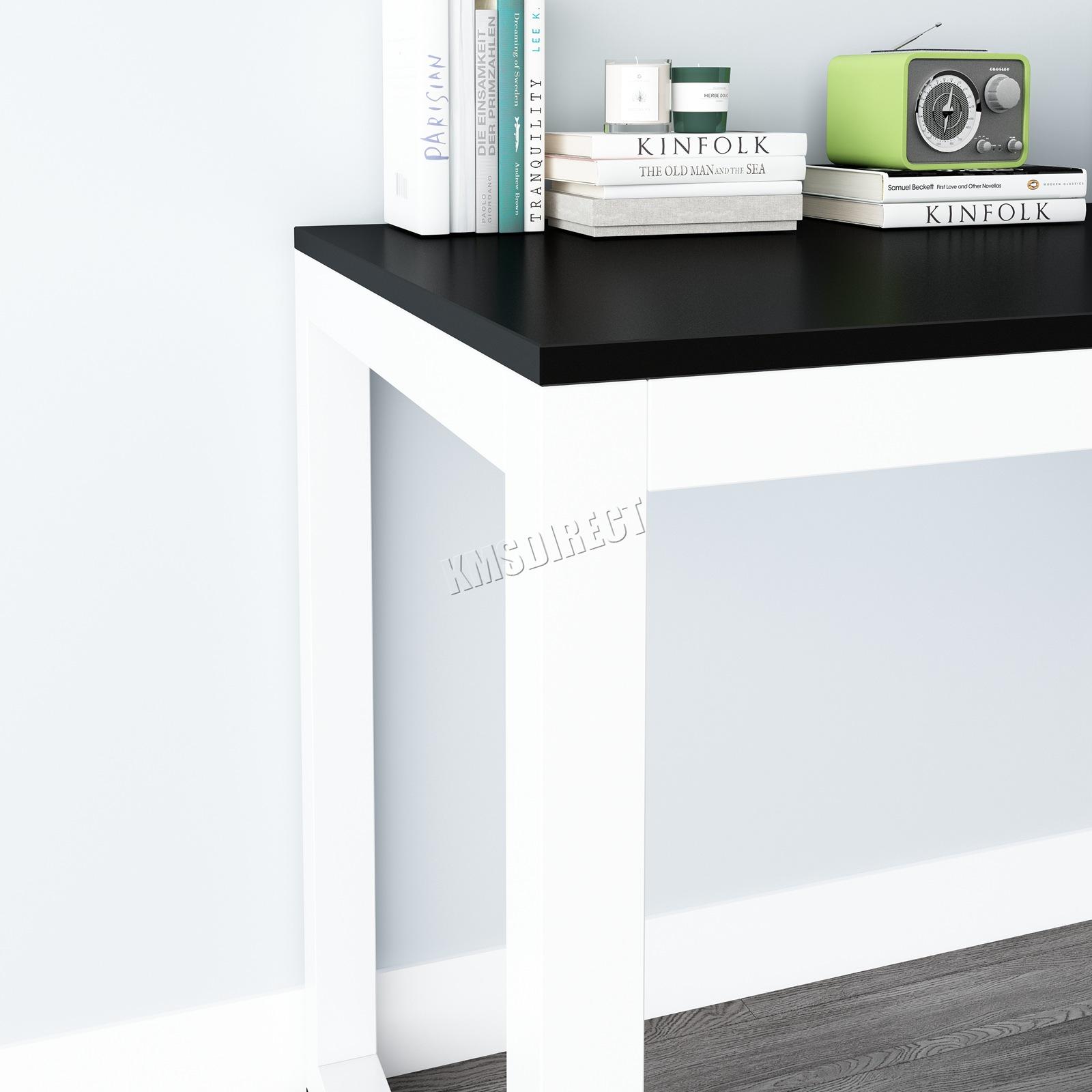 WestWood-PC-Computer-Desk-Corner-Wooden-Desktop-Table-