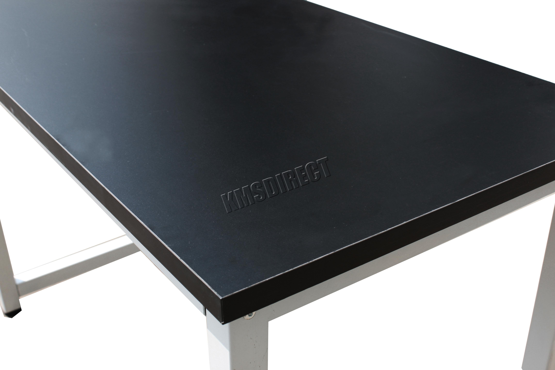 Tavolo Ufficio Legno : Westwood computer pc scrivania angolare in legno da tavolo tavolo