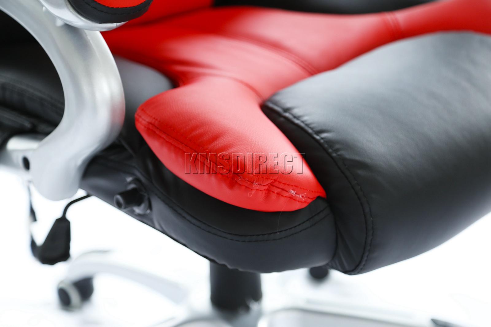Westwood riscaldata massage sedia per ufficio u gioco computer