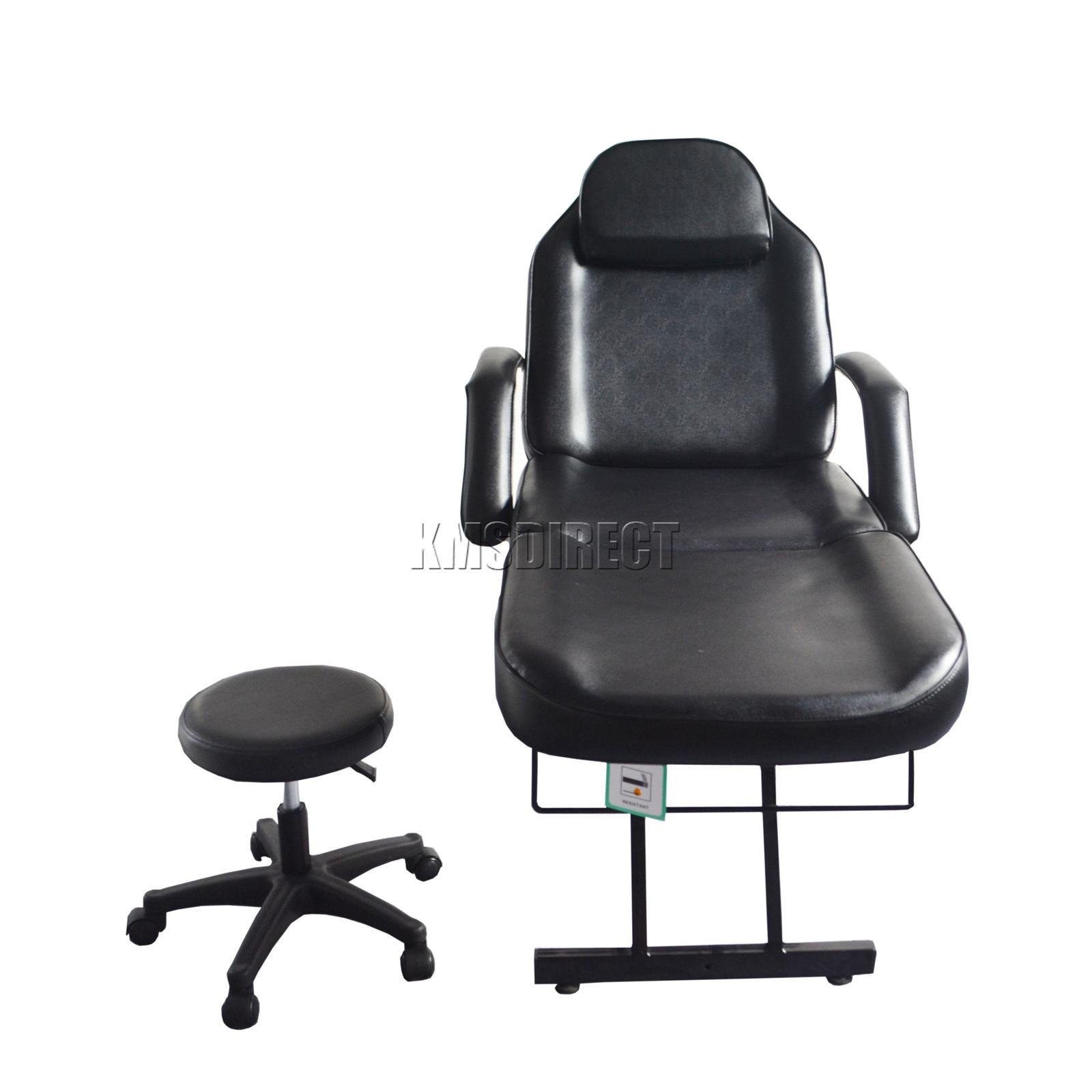 Foxhunter beauty salon chair massage table tattoo facial for Table for beauty salon