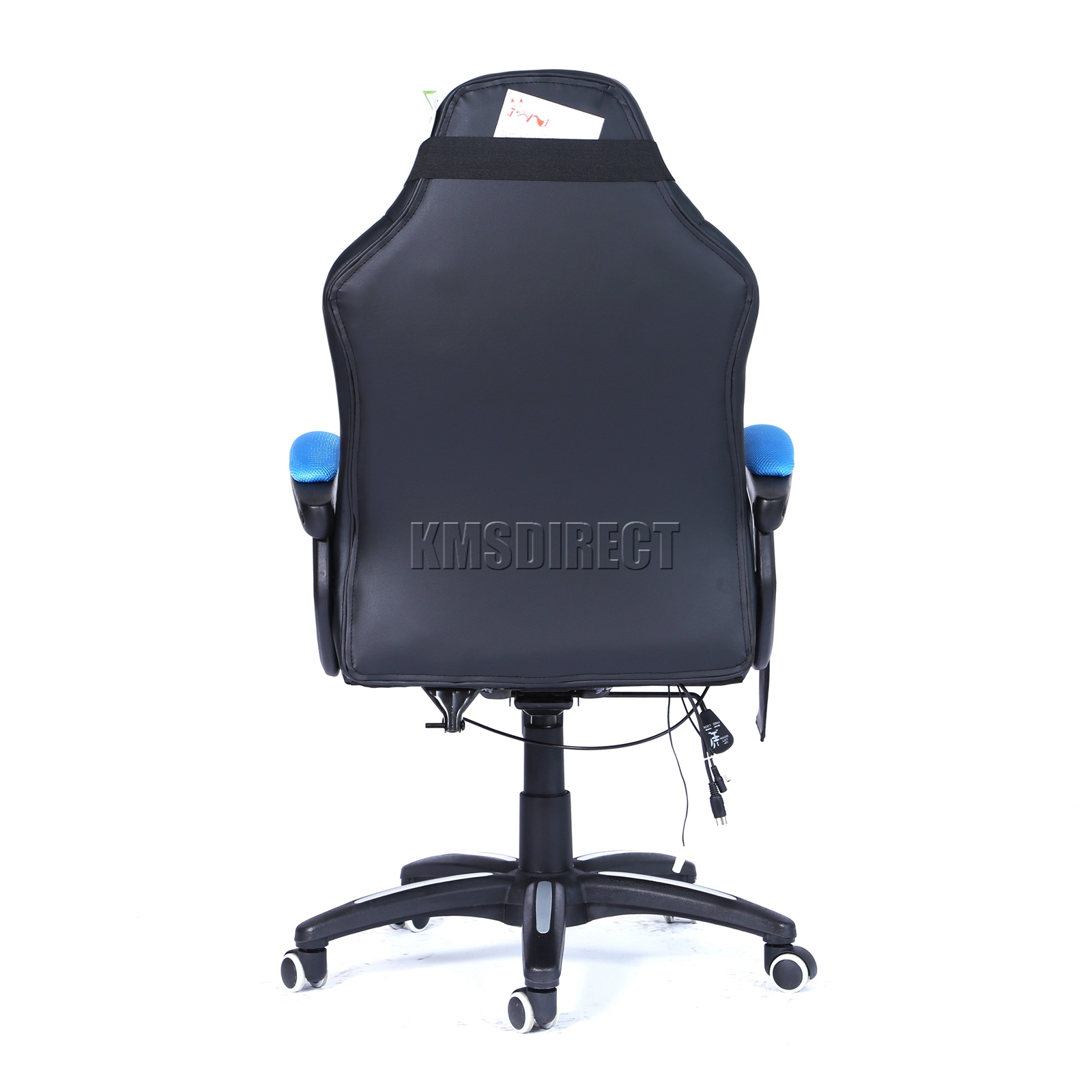 WestWood-Heated-Massage-Office-Chair-Gaming-amp-Computer-Recliner-Swivel-MC09 thumbnail 18