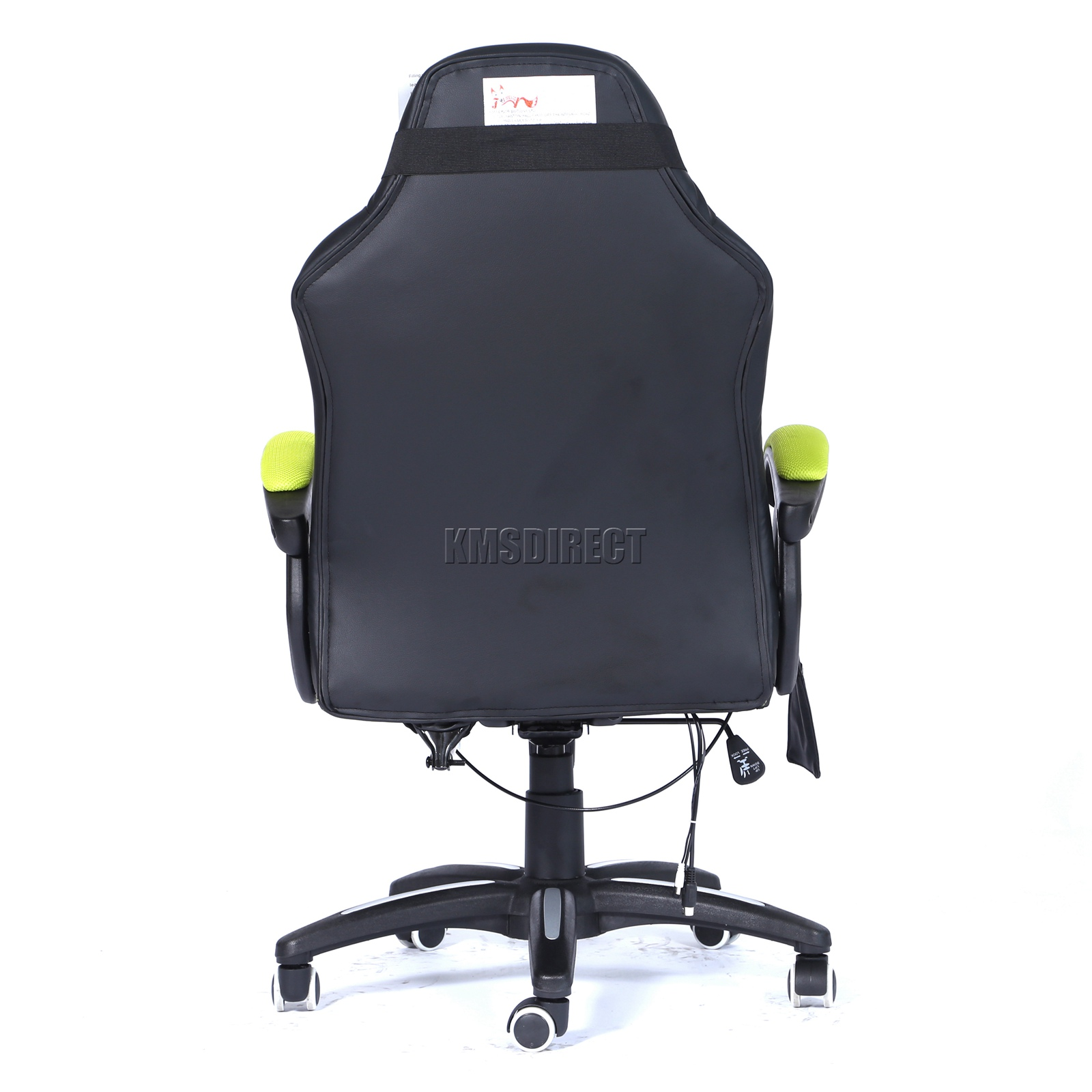 WestWood-Heated-Massage-Office-Chair-Gaming-amp-Computer-Recliner-Swivel-MC09 thumbnail 24