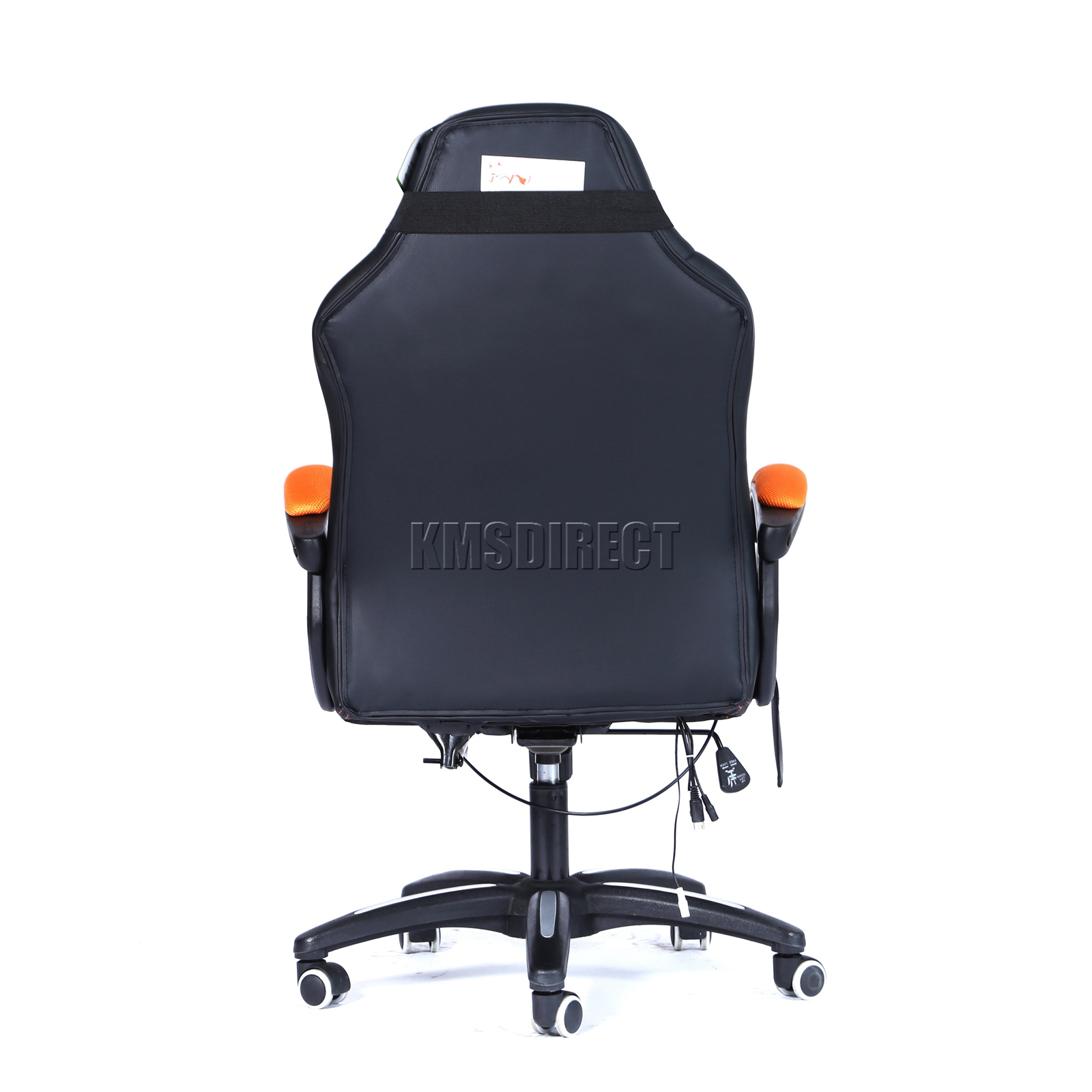 WestWood-Heated-Massage-Office-Chair-Gaming-amp-Computer-Recliner-Swivel-MC09 thumbnail 30