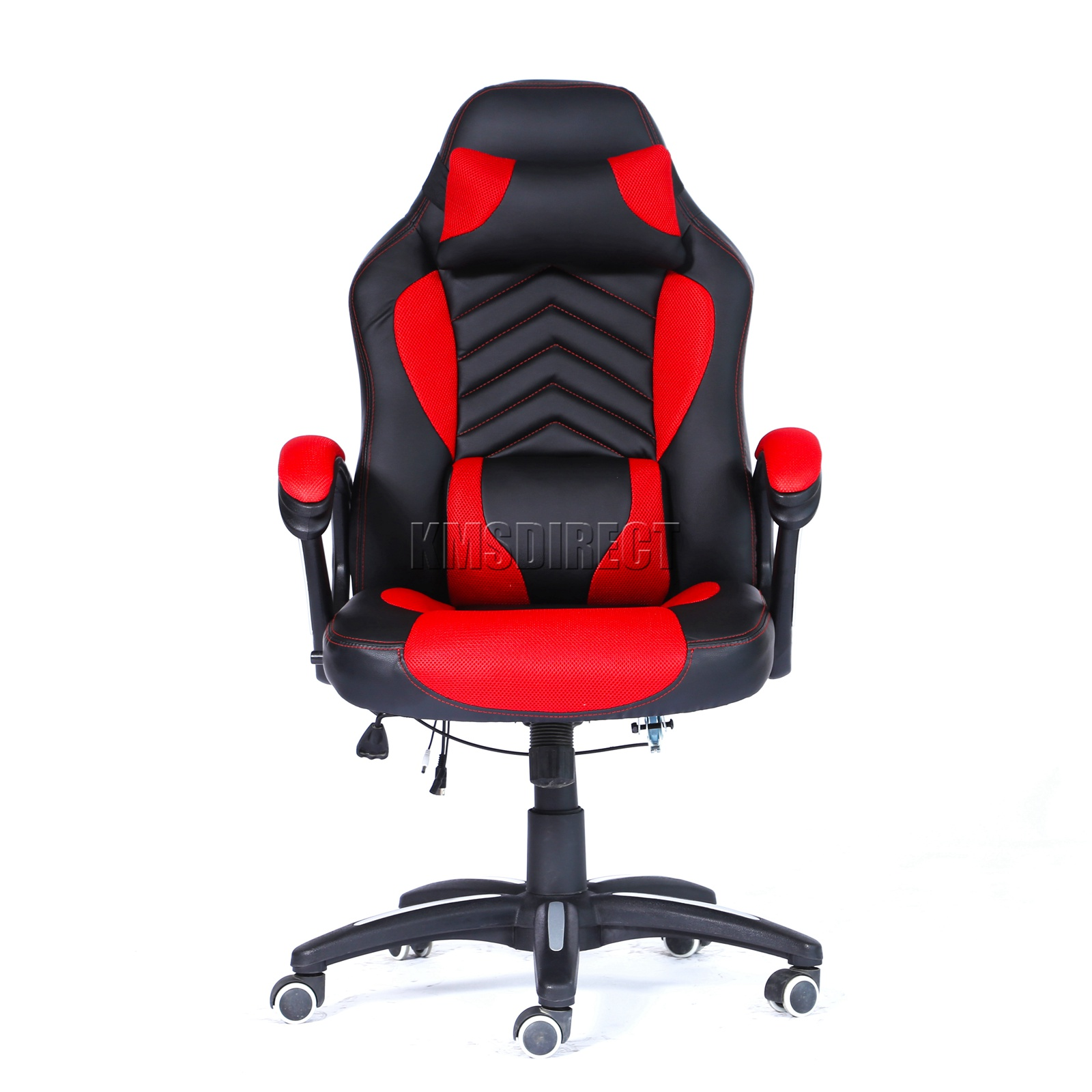WestWood-Heated-Massage-Office-Chair-Gaming-amp-Computer-Recliner-Swivel-MC09 thumbnail 32
