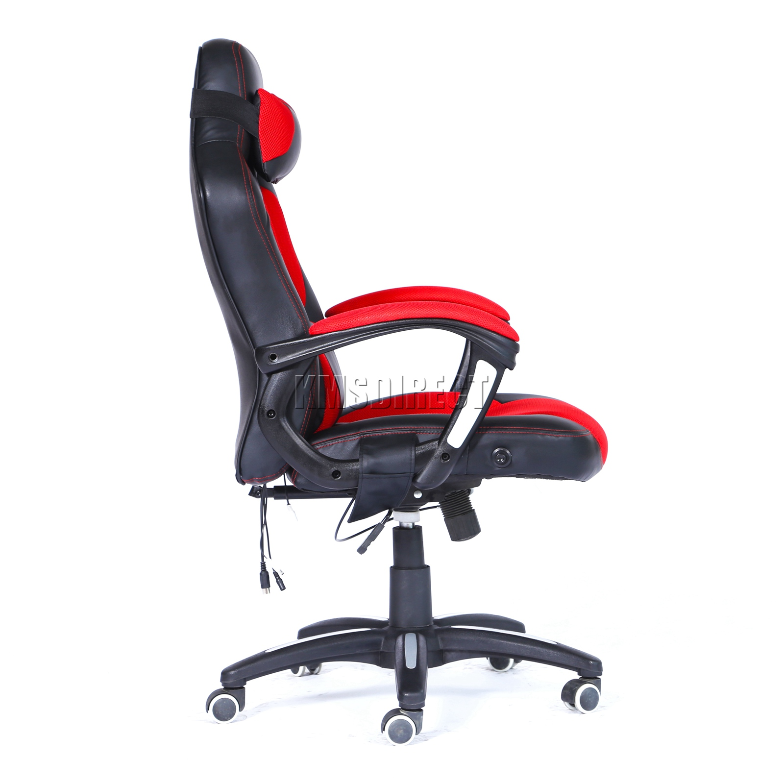 WestWood-Heated-Massage-Office-Chair-Gaming-amp-Computer-Recliner-Swivel-MC09 thumbnail 34