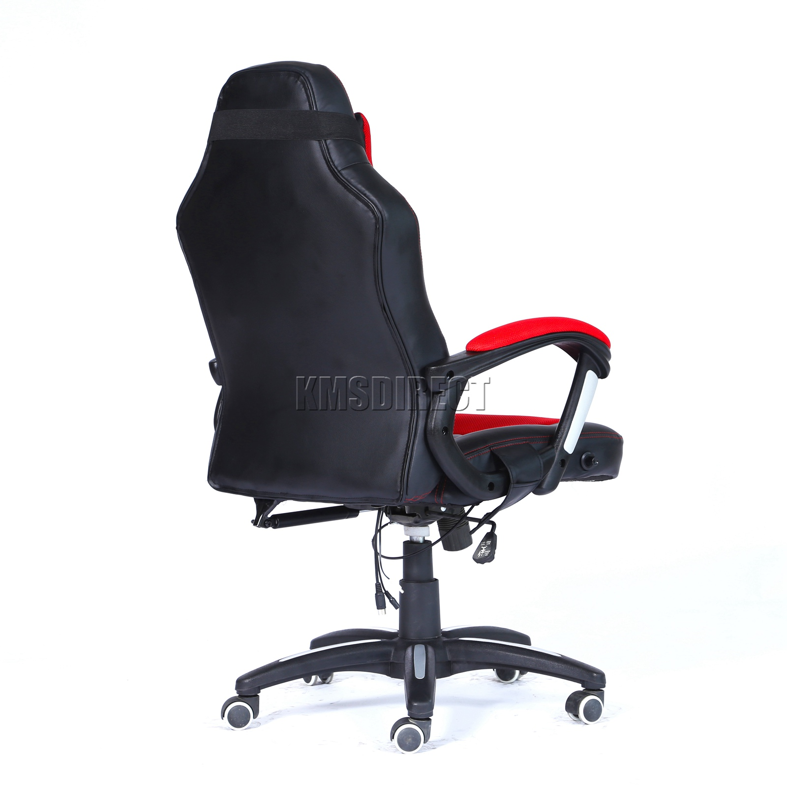WestWood-Heated-Massage-Office-Chair-Gaming-amp-Computer-Recliner-Swivel-MC09 thumbnail 35