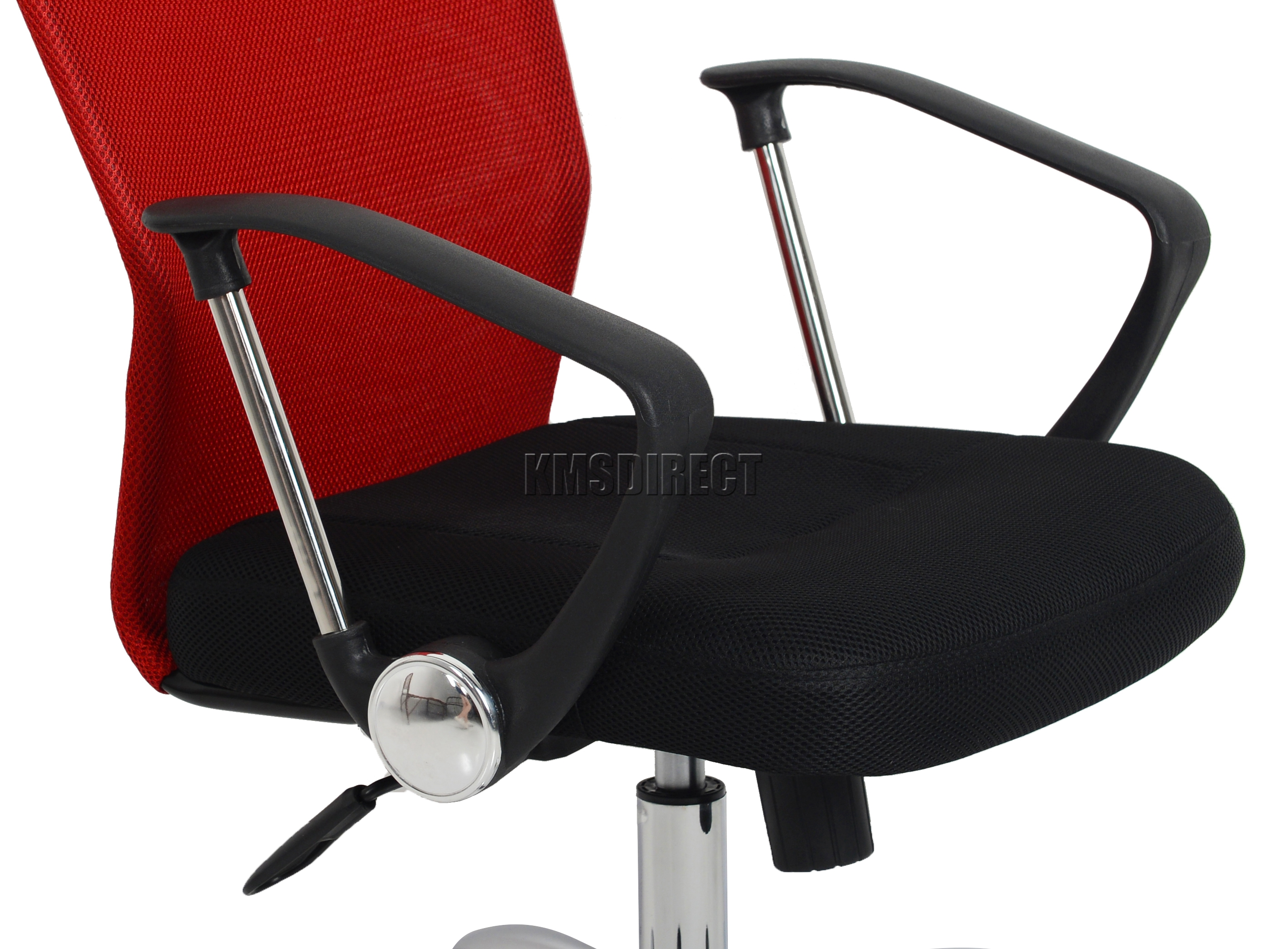 Homemade Bicycle Desk Chair Balance Wide Office Leaning