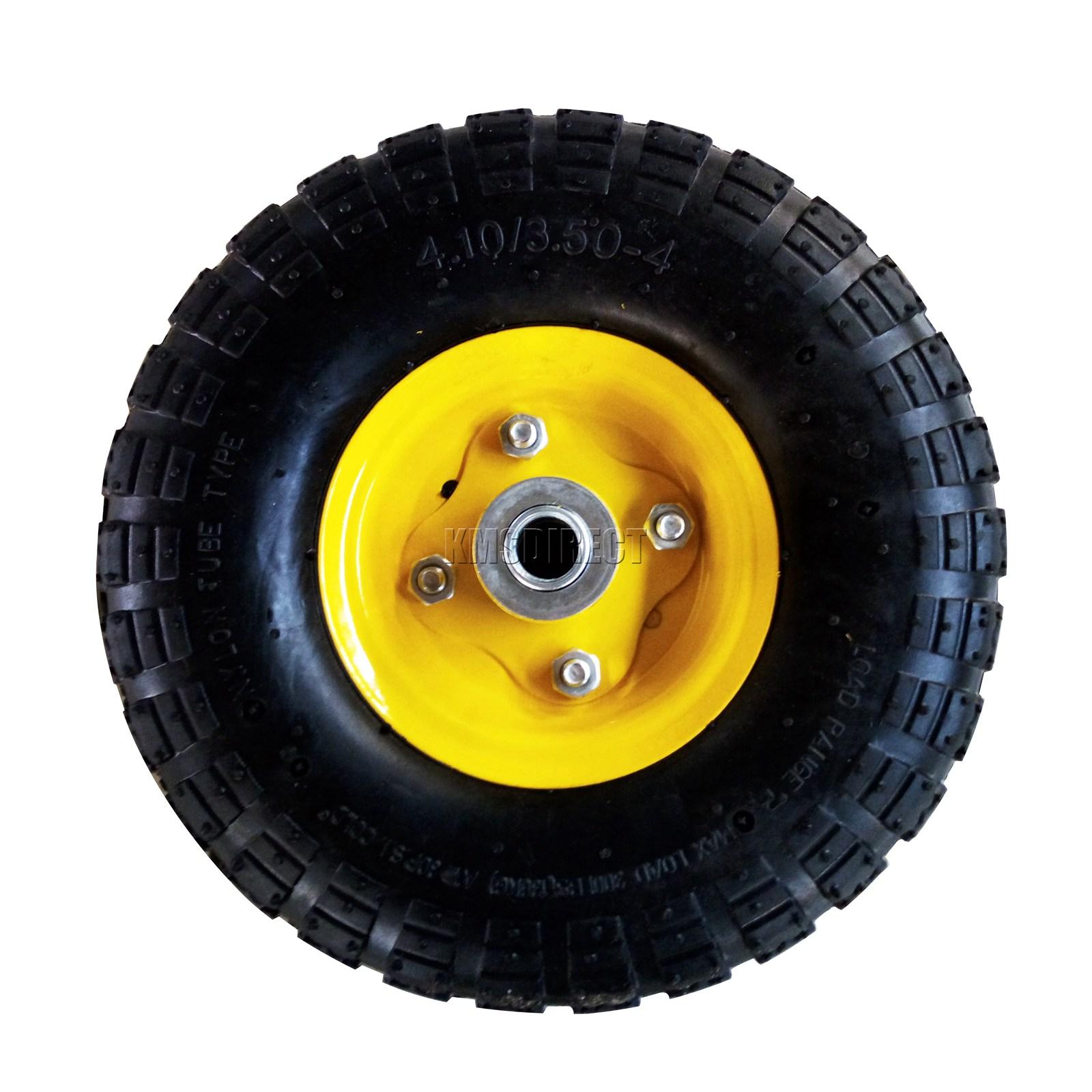 FoxHunter-Heavy-Duty-Garden-Dump-Truck-Tipping-Trailer-Trolley-Cart-Wheelbarrow miniatuur 18