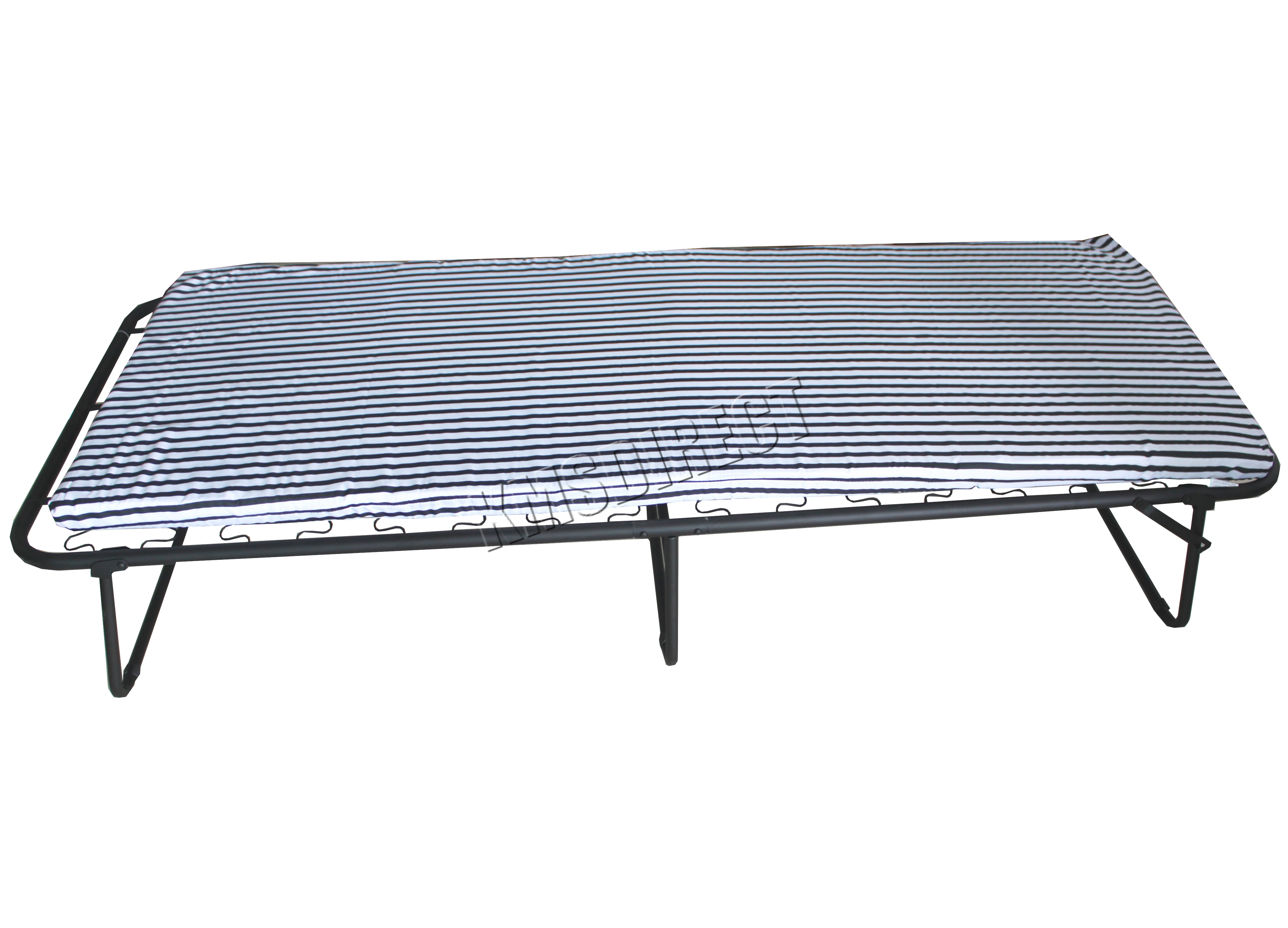 Foxhunter Metal Single Folding Guest Visitor Compact Bed