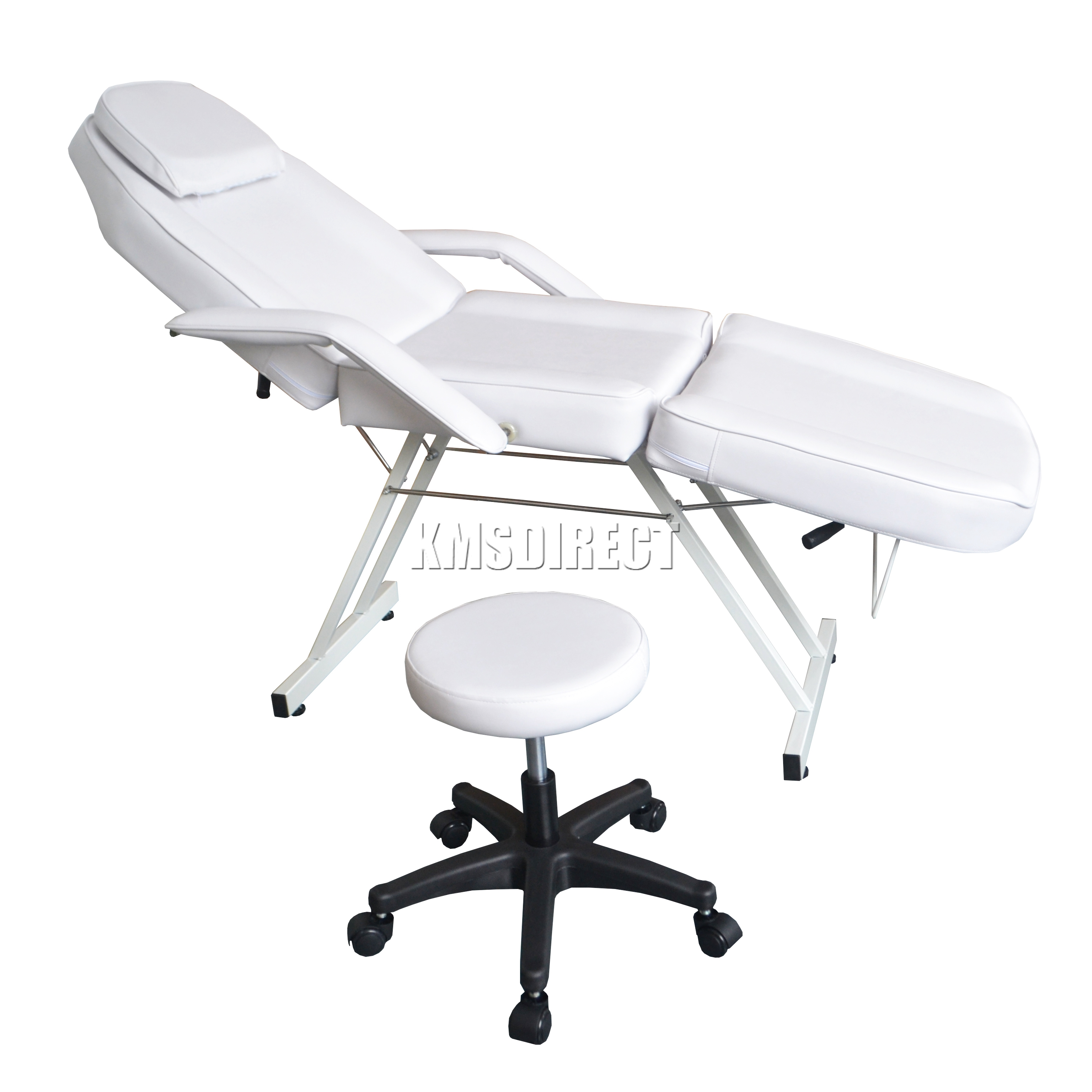 Foxhunter beauty salon chair massage table tattoo therapy for Beauty salon bed