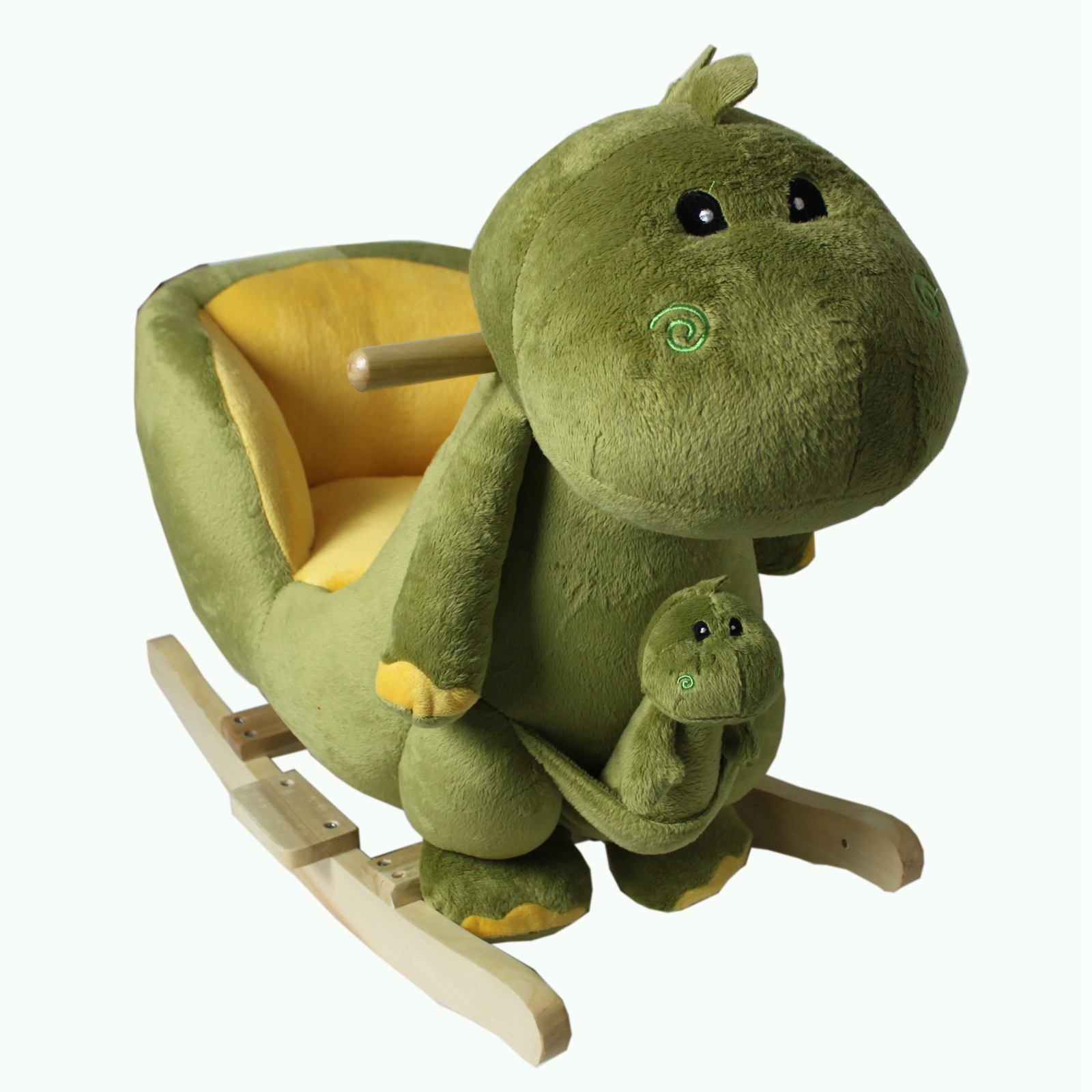 foxhunter animal rocker baby kids rocking infant children toy toddler dinosaur