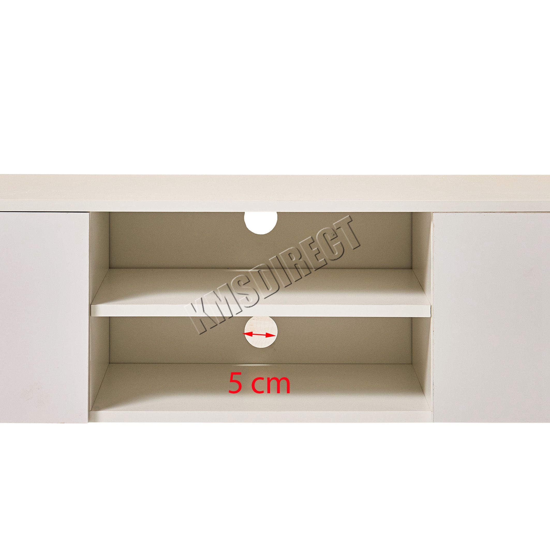 Westwood Modern Tv Unit Stand Cabinet High Gloss Home Furniture