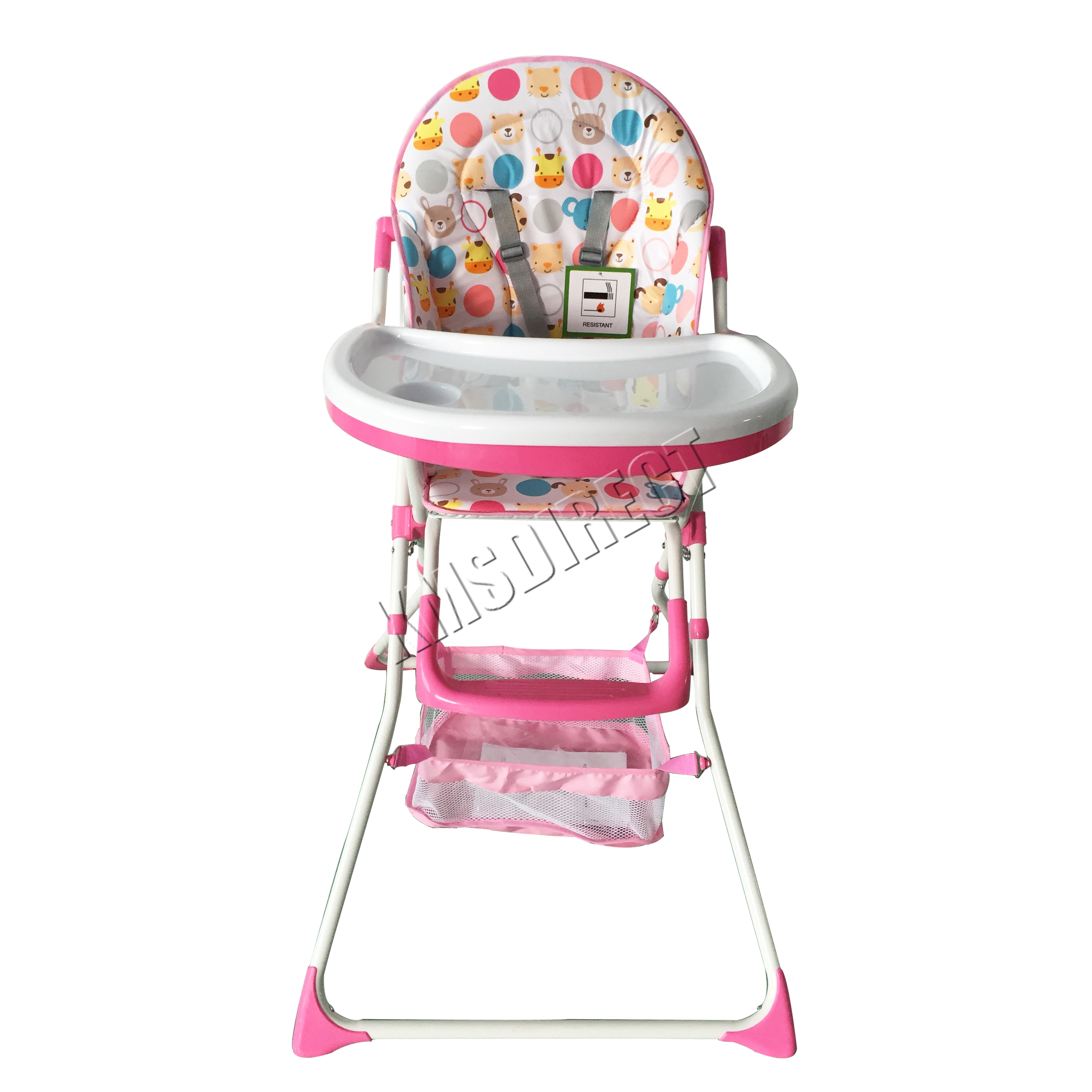 foxhunter portable baby high chair infant child toddler booster
