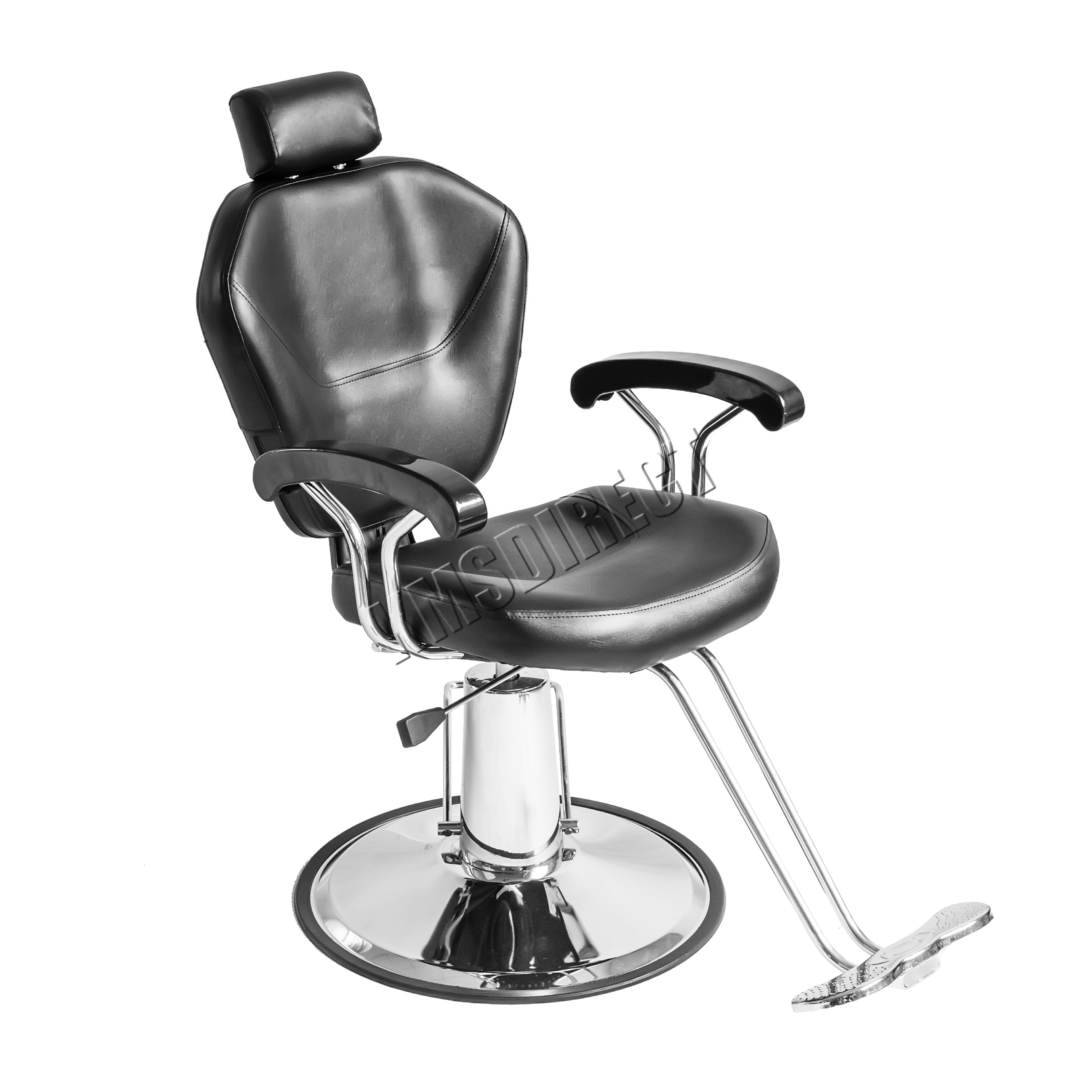 foxhunter salon barber hydraulic reclining chair hairdressing beauty tattoo sc01 ebay. Black Bedroom Furniture Sets. Home Design Ideas