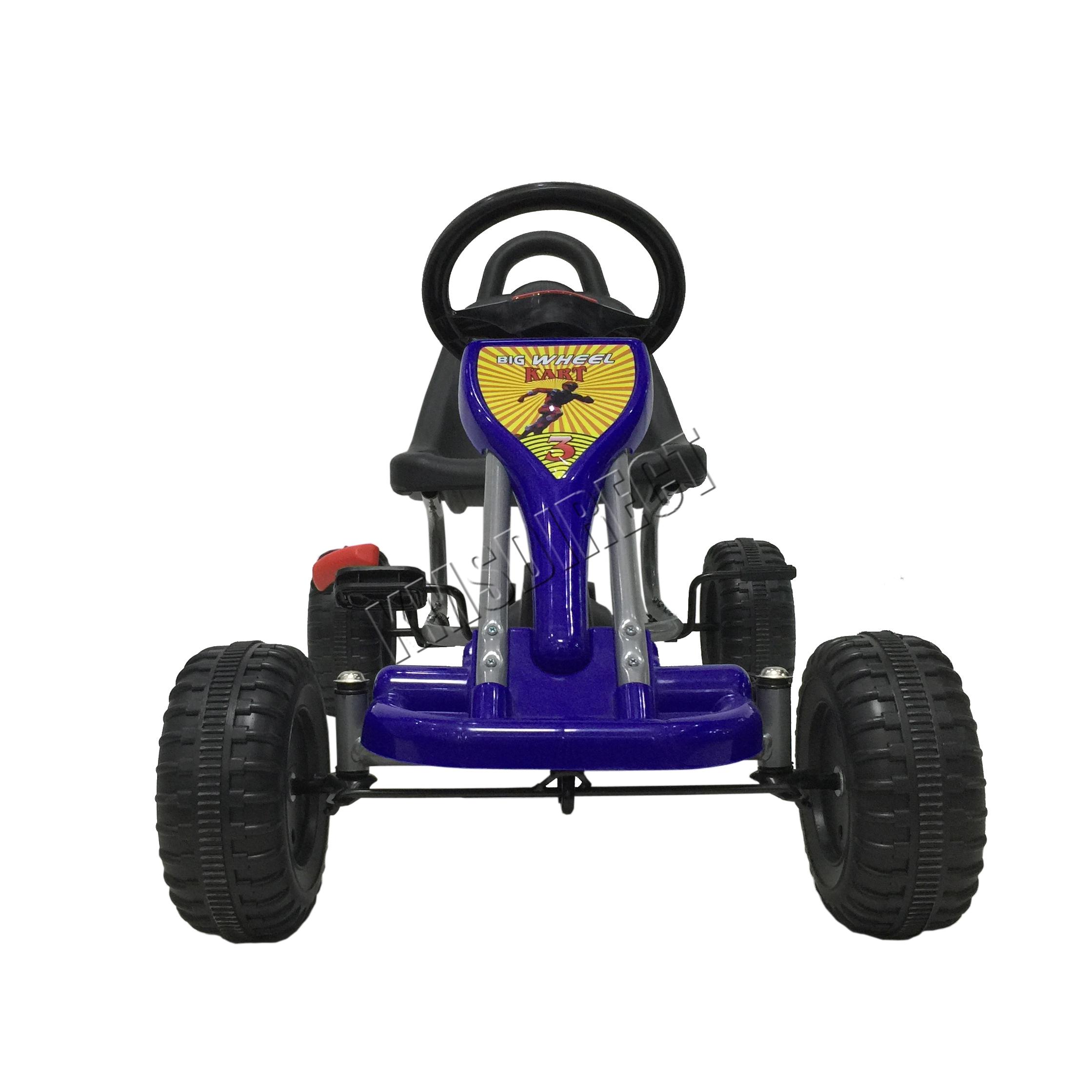 foxhunter kinder go kart rutscher auto pedale mit plastik. Black Bedroom Furniture Sets. Home Design Ideas