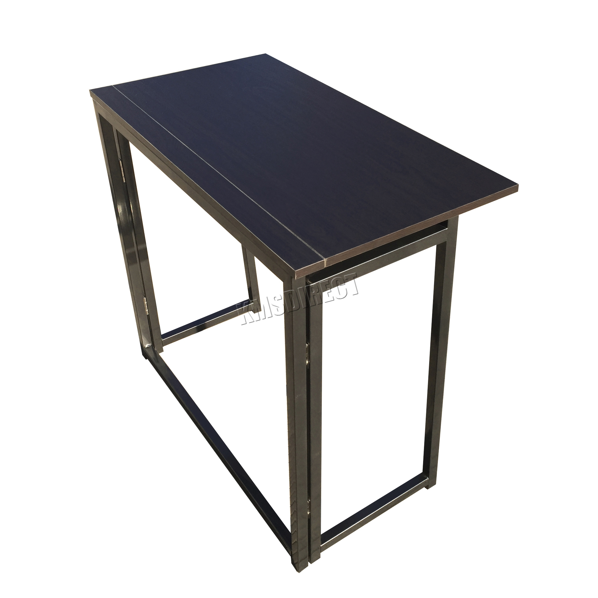 Foxhunter Foldable Computer Desk Folding Laptop Pc Table
