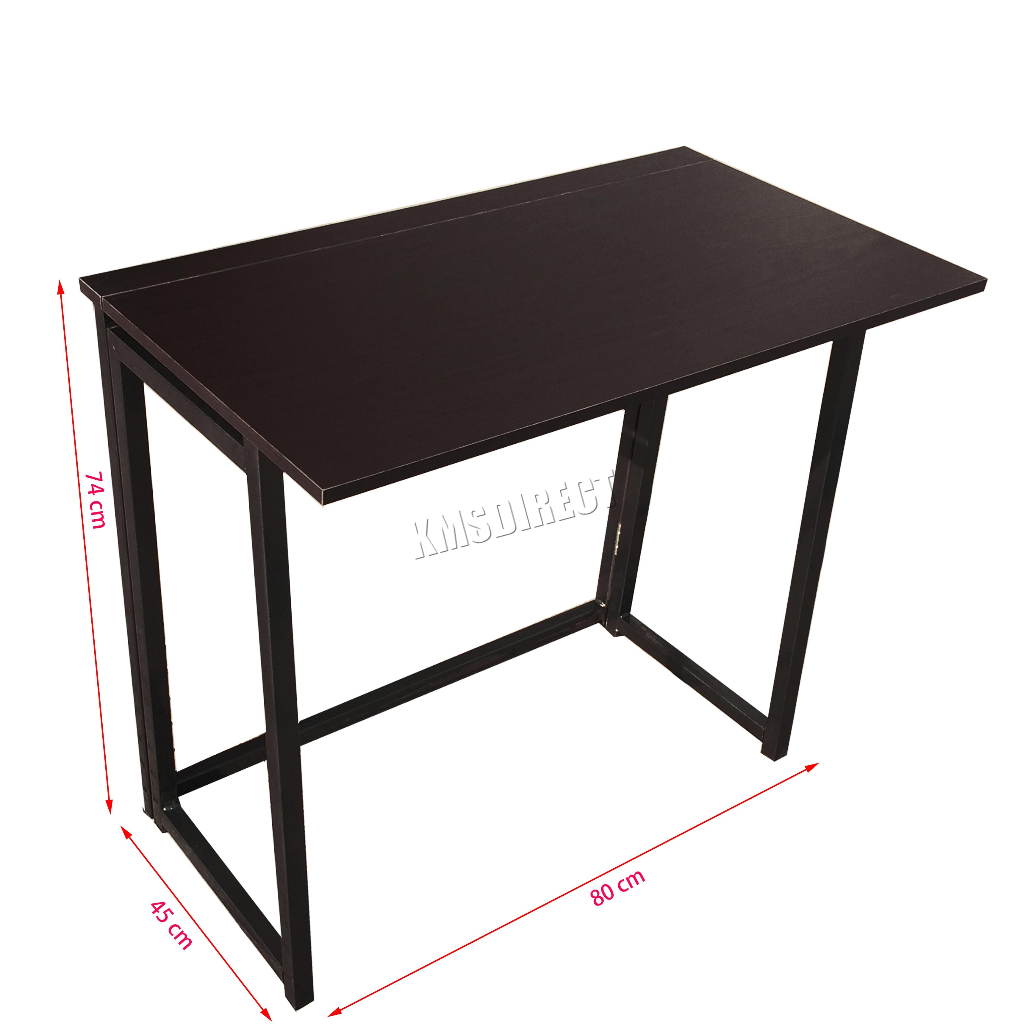 Westwood-Plegable-Computador-Escritorio-Ordenador-Portatil-Mesa-Hogar-Oficina