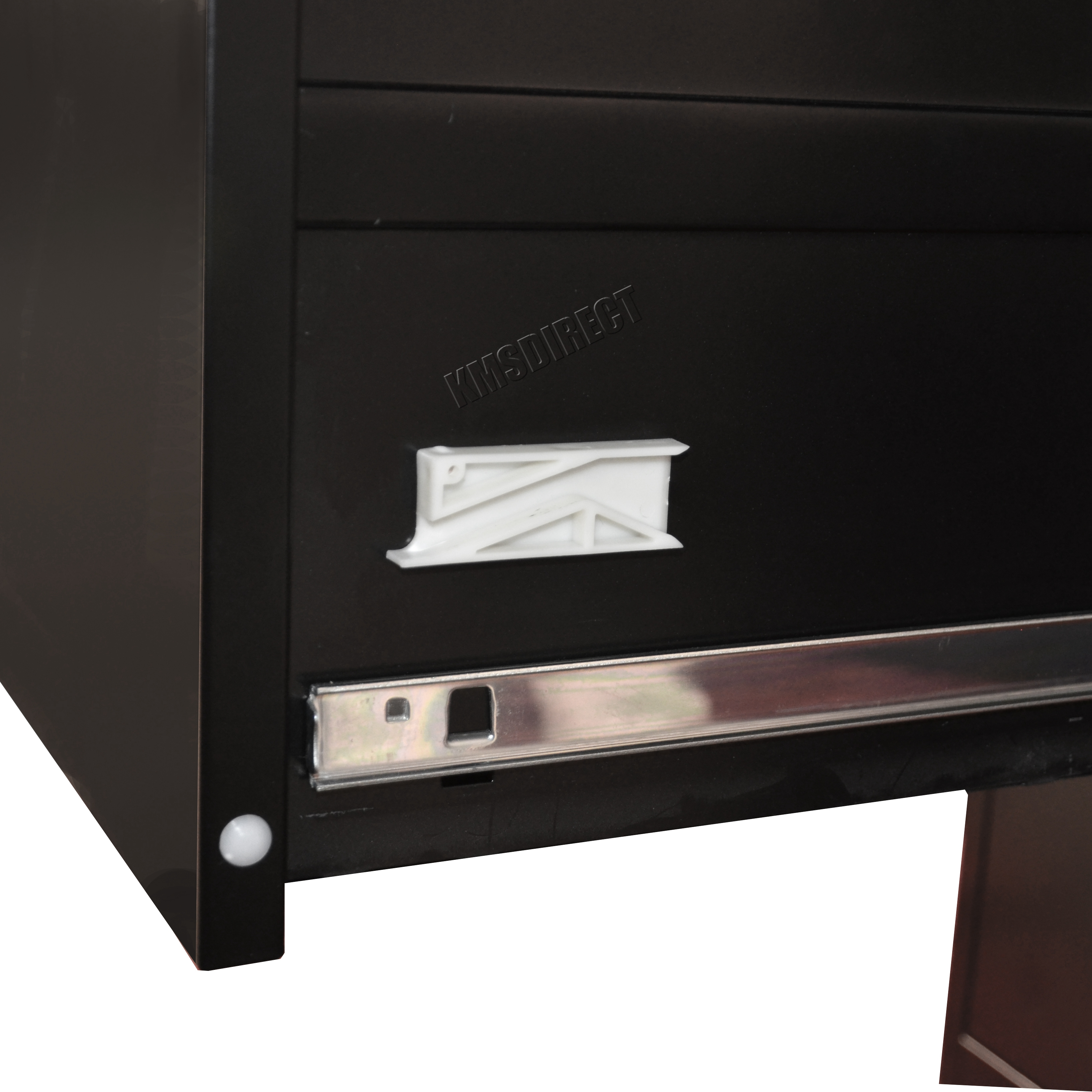 FoxHunter Steel A4 Filing Cabinet With 4 Drawer Storage Office ...
