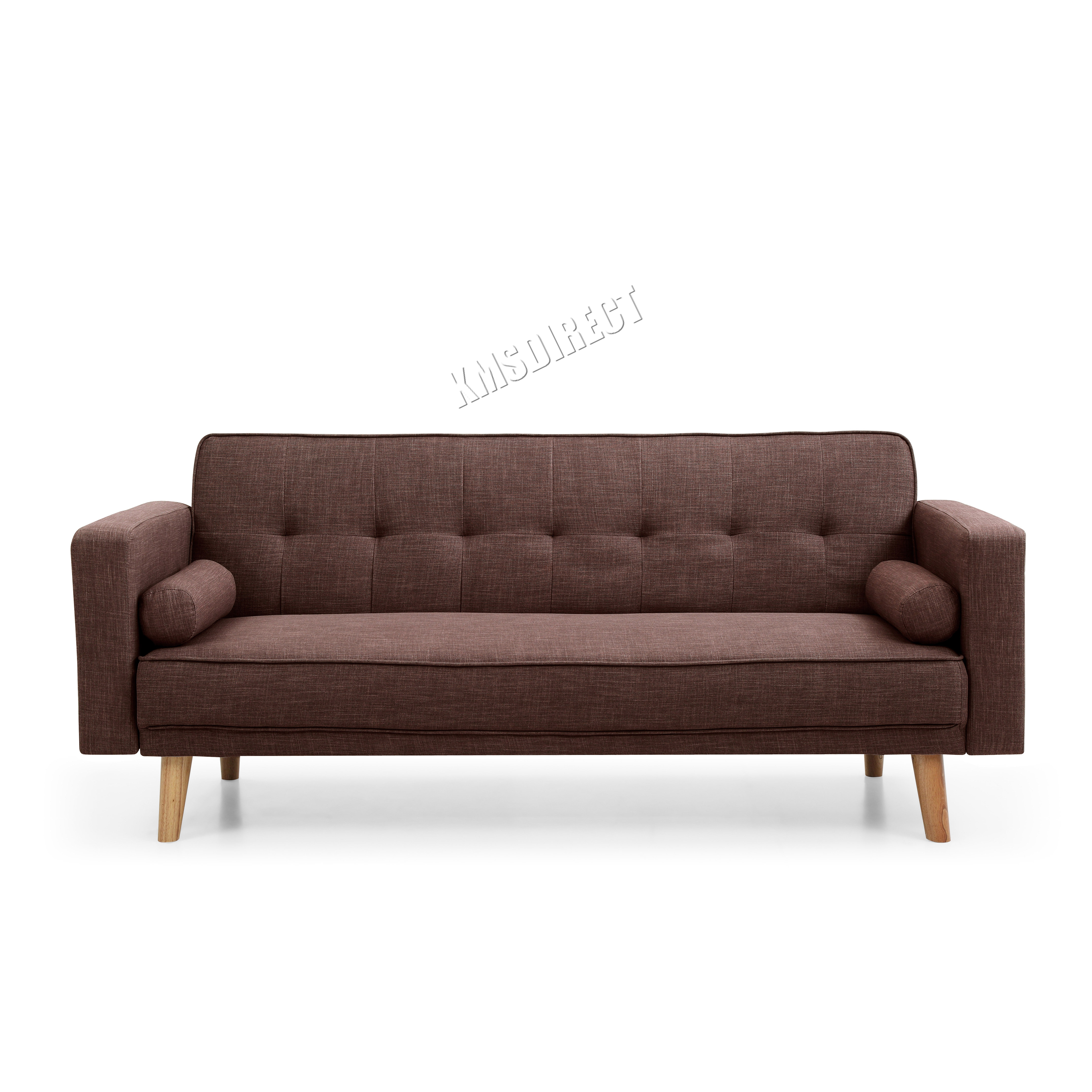 Westwood fabric sofa bed 3 seater couch luxury modern home for Sofas de lujo