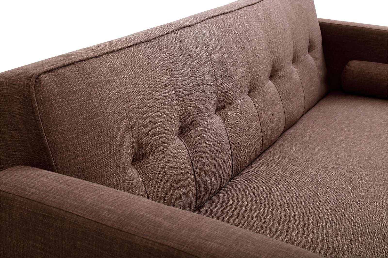 WestWood-Fabric-Sofa-Bed-3-Seater-Couch-Luxury-Modern-Home-Furniture-FSB04-New thumbnail 25