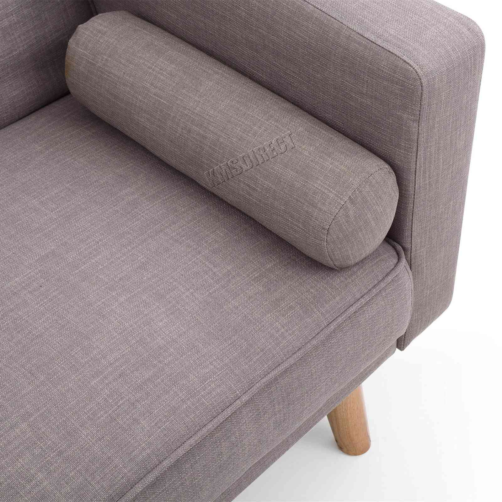 WestWood-Fabric-Sofa-Bed-3-Seater-Couch-Luxury-Modern-Home-Furniture-FSB04-New thumbnail 31