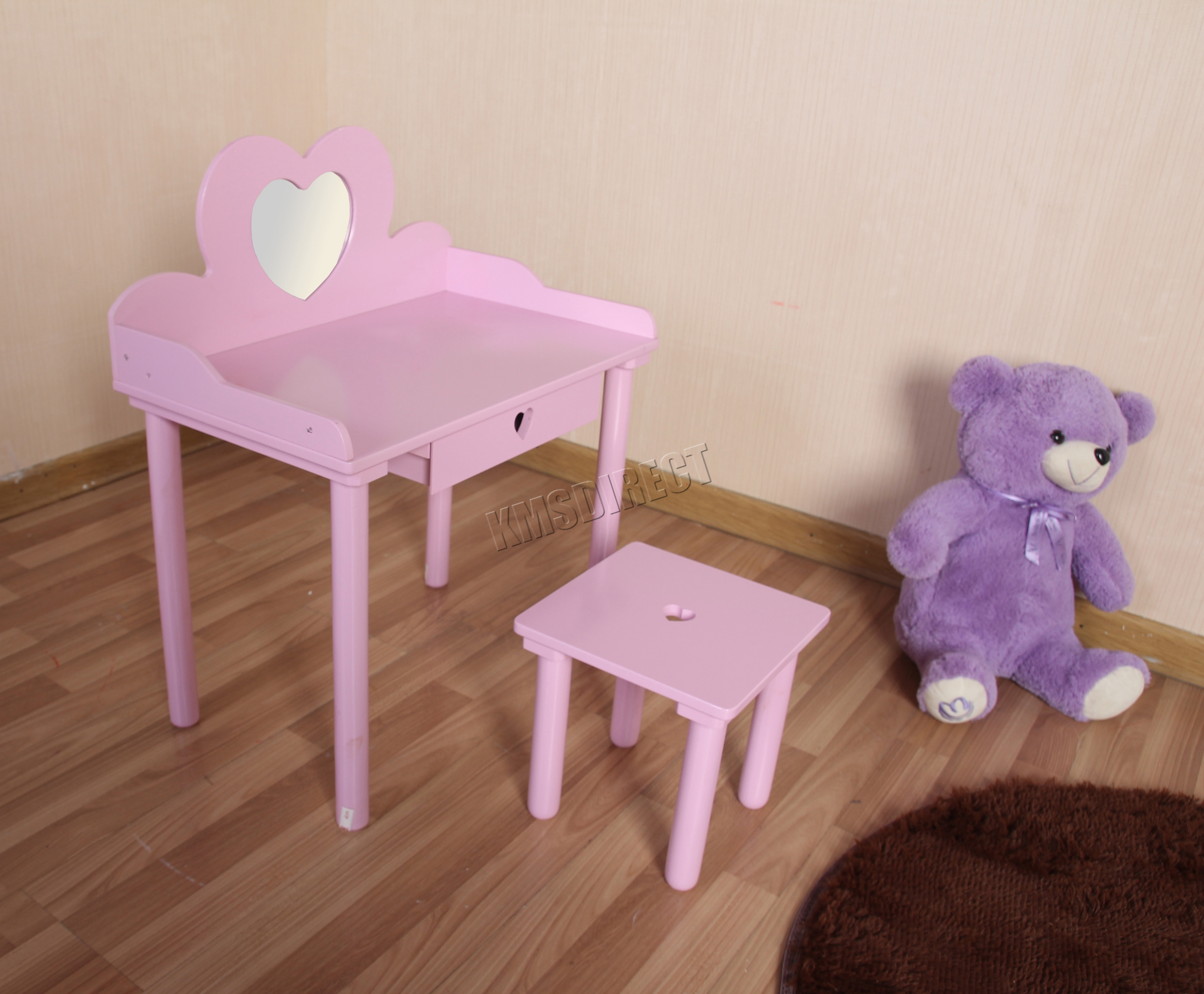 Makeup Table For Kids - Table Designs