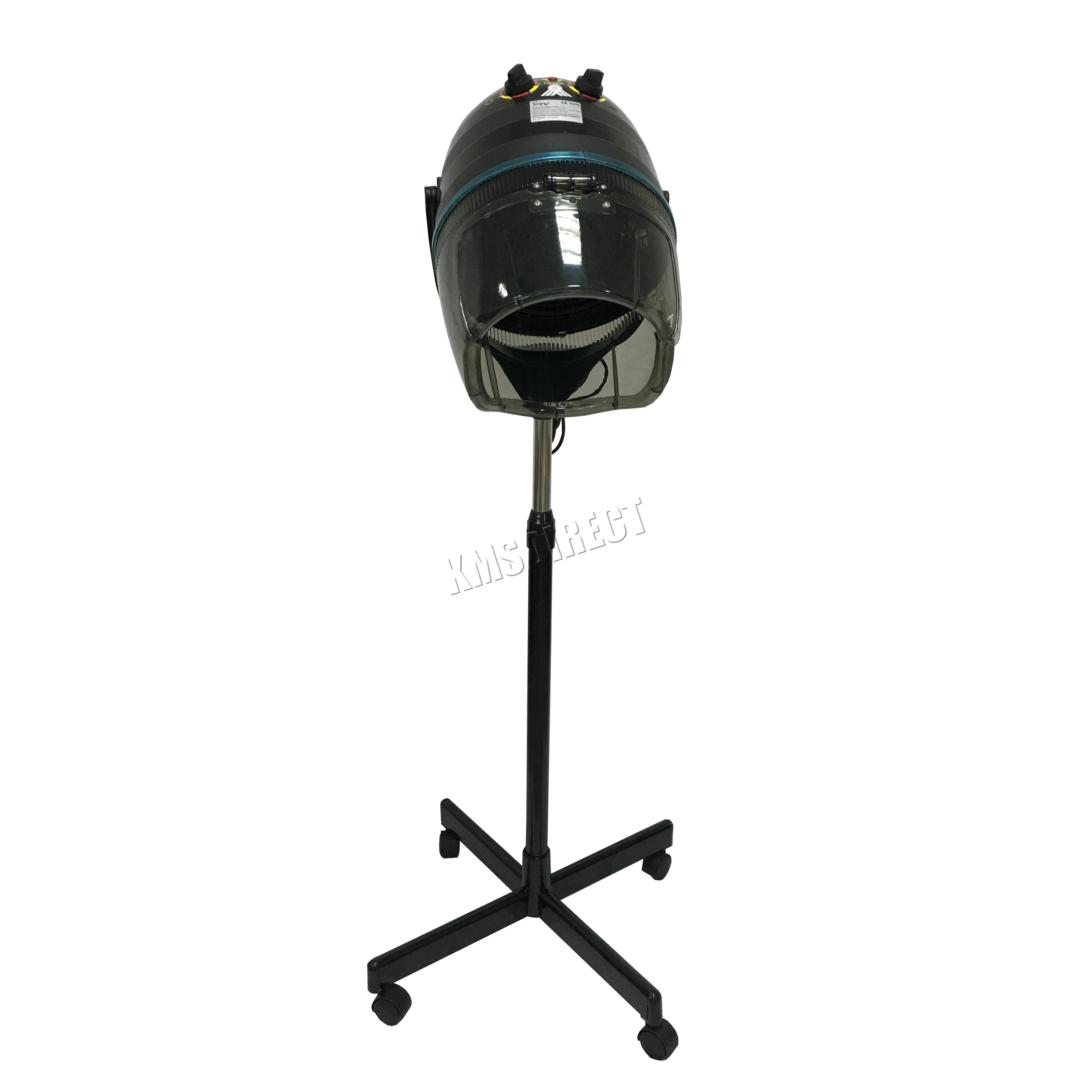 salon style hair dryers foxhunter portable salon hair dryer stand up 3251