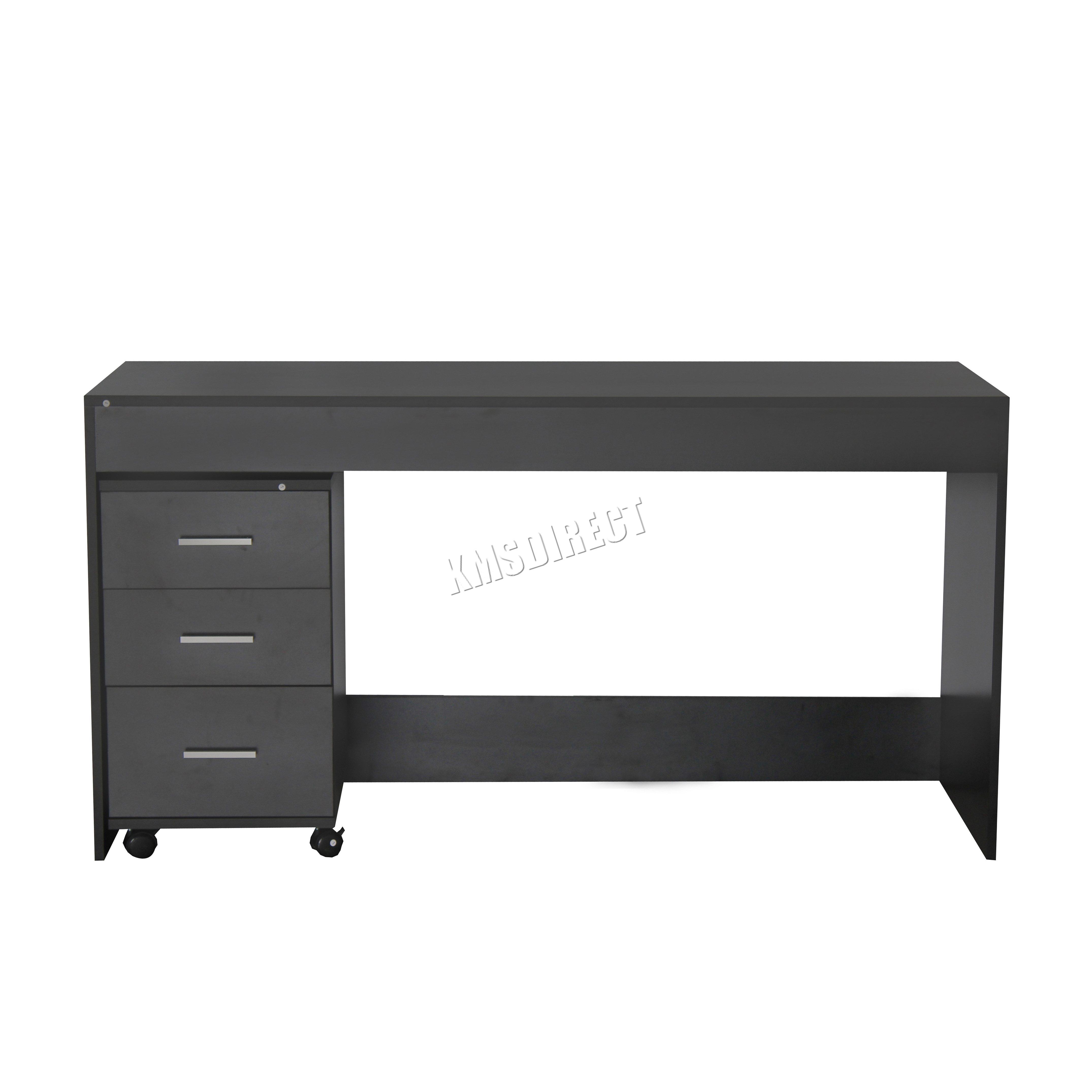 Westwood Computer Desk Pc Table With 3 Drawers