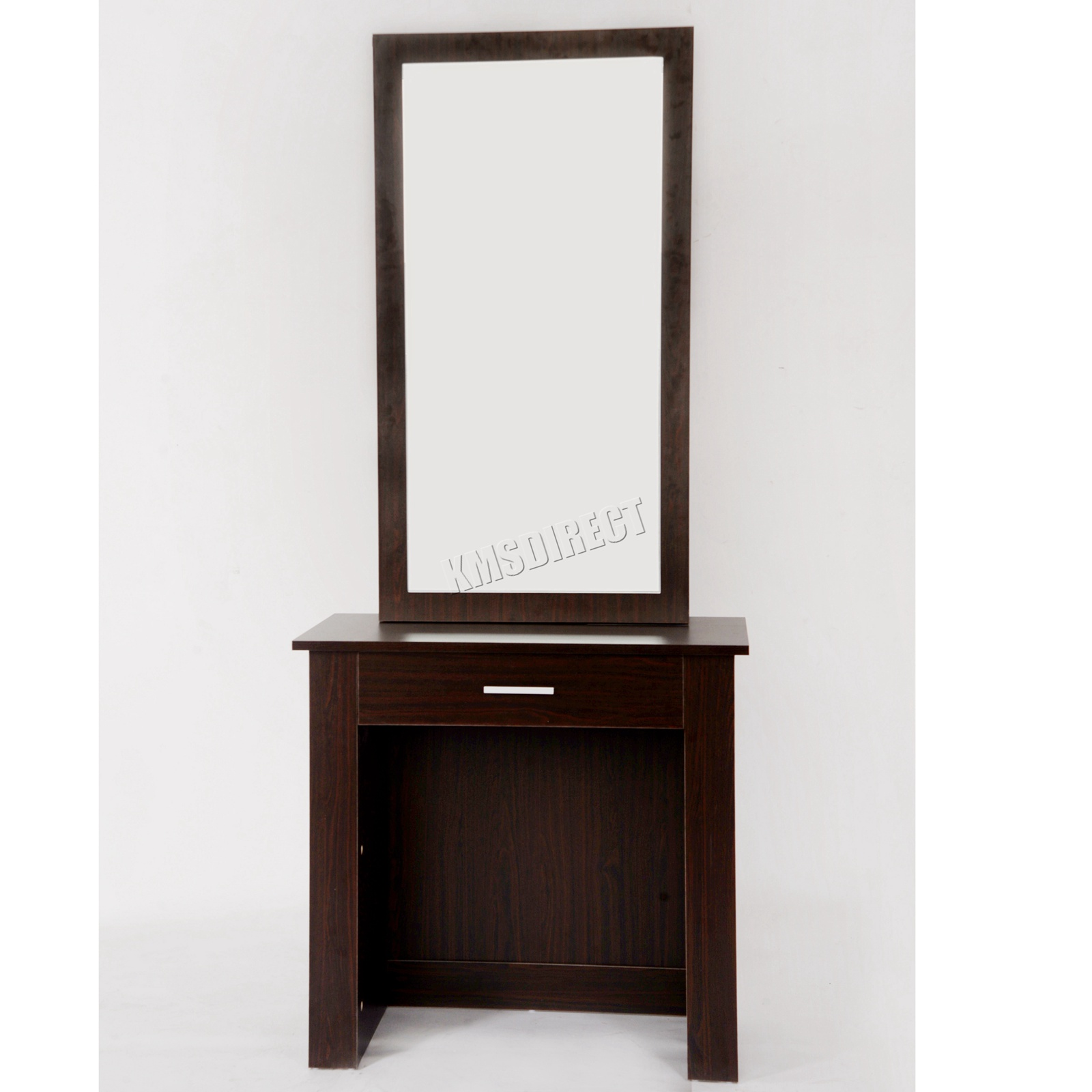 Details About Westwood Dressing Table Modern Wooden Makeup Table With Sliding Mirror Dt04
