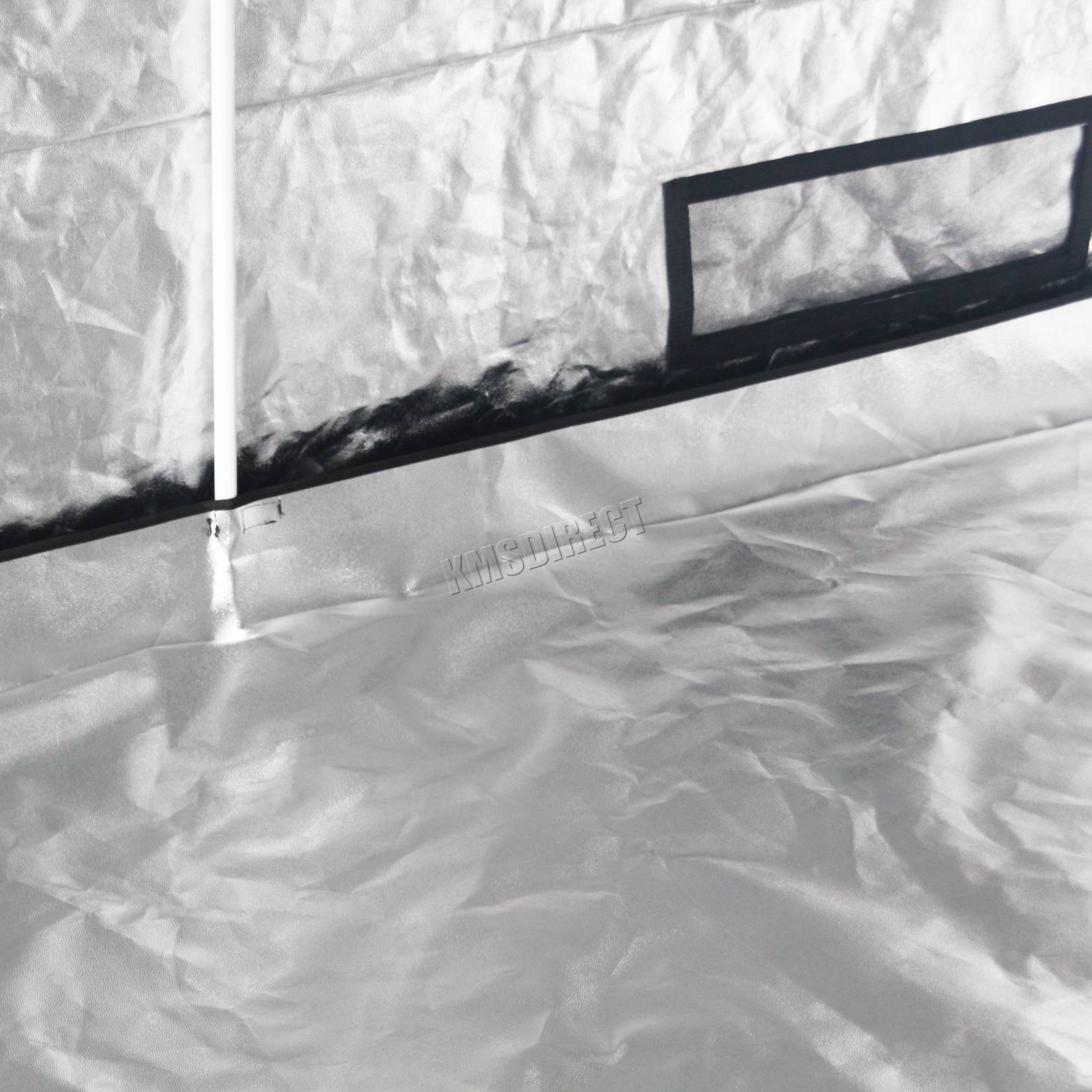 Indoor-Portable-Grow-Tent-Box-Silver-Mylar-Hydroponics-Bud-Green-Room-New-Design miniatuur 29