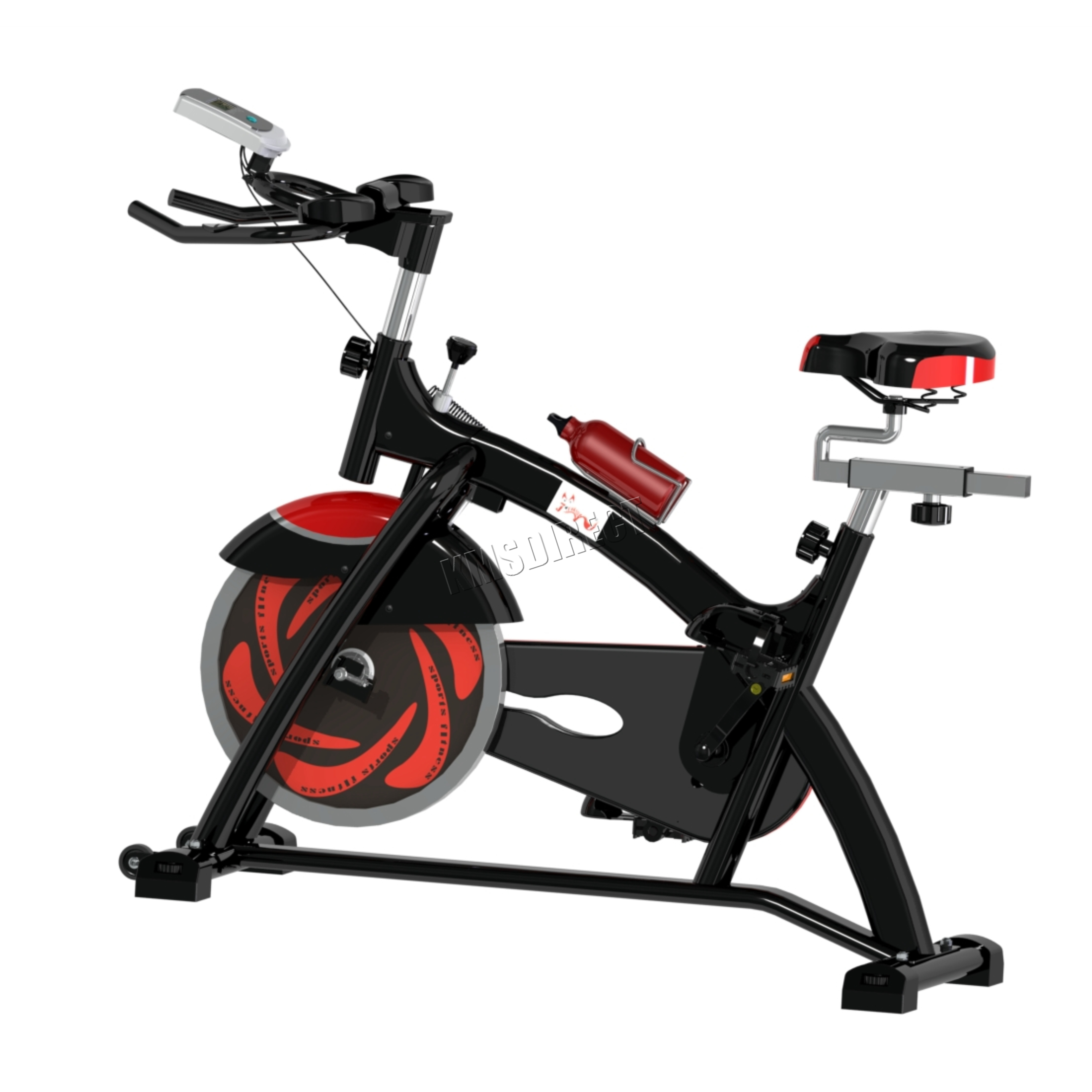 Exercise Bike Next Day Delivery: FoxHunter Fitness Exercise Bike Cycling Gym Indoor Workout