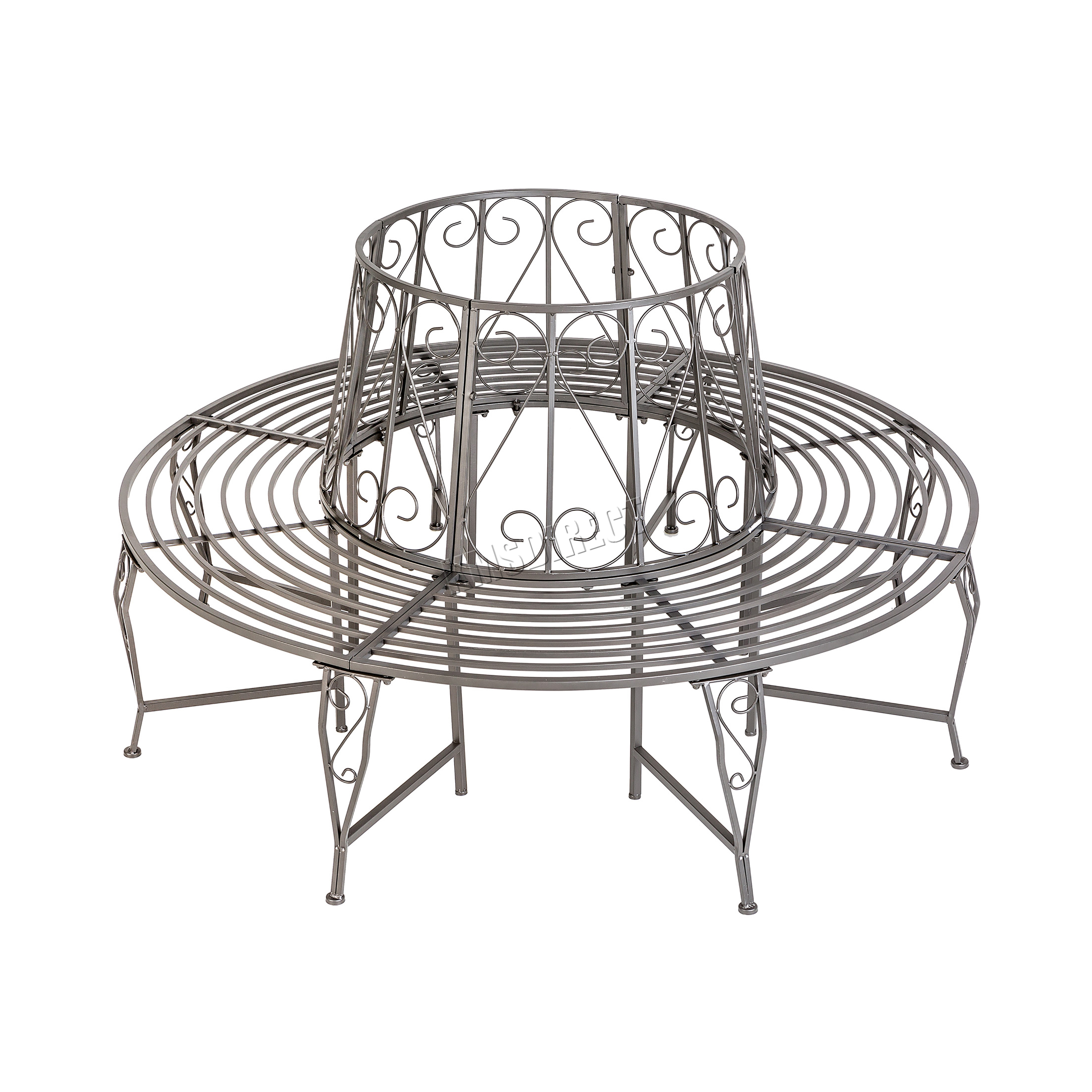 with designs outdoor garden vintage for wood hexagonal foxhunter fillmore steel wrap sale hall cover kit circular astonishing coast picture tree round around realtree seat plans c on metal woodworki images bench