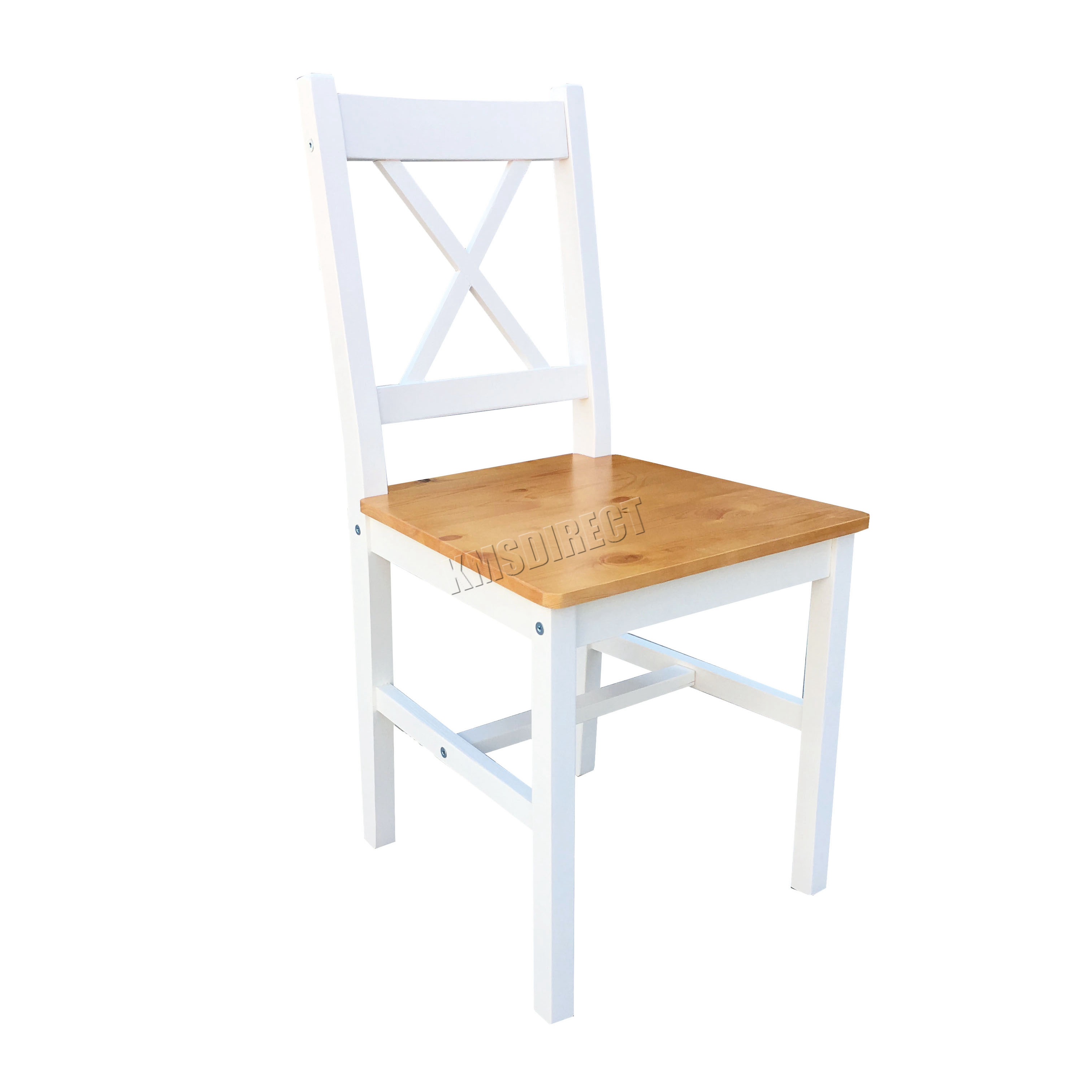Westwood Quality Solid Wooden Dining Table And 4 Chairs