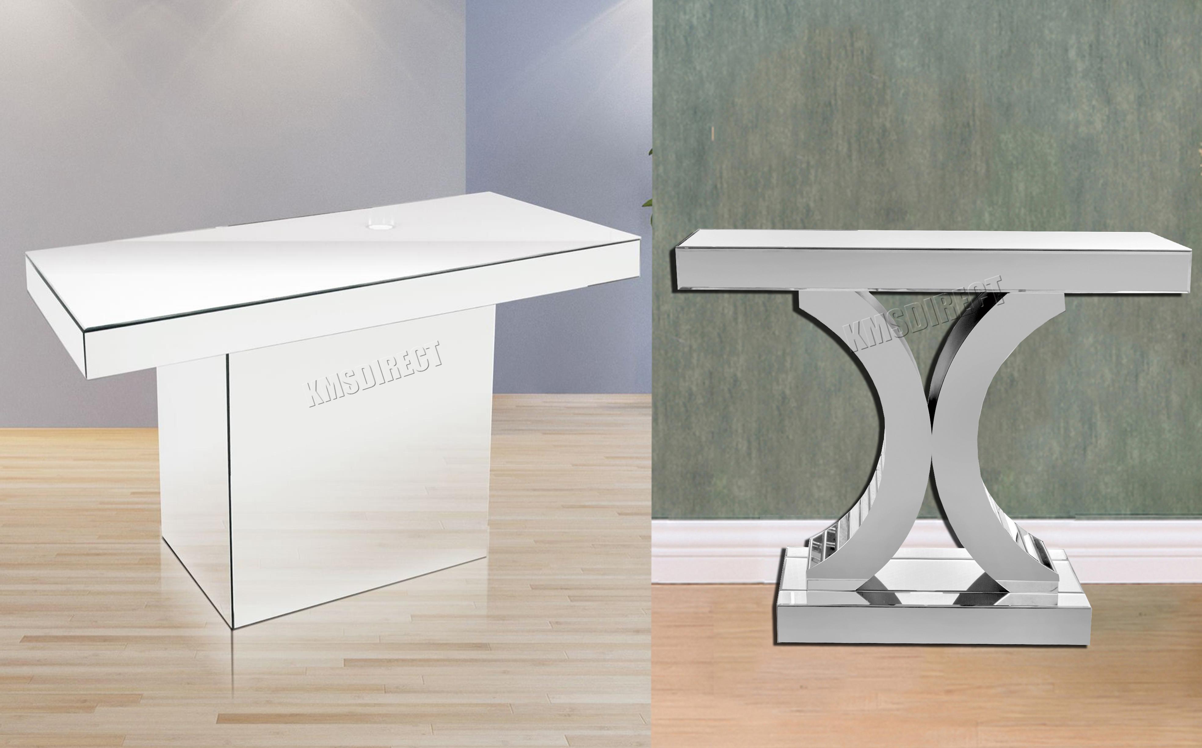 Foxhunter copié meuble table en verre console bureau chambre maison