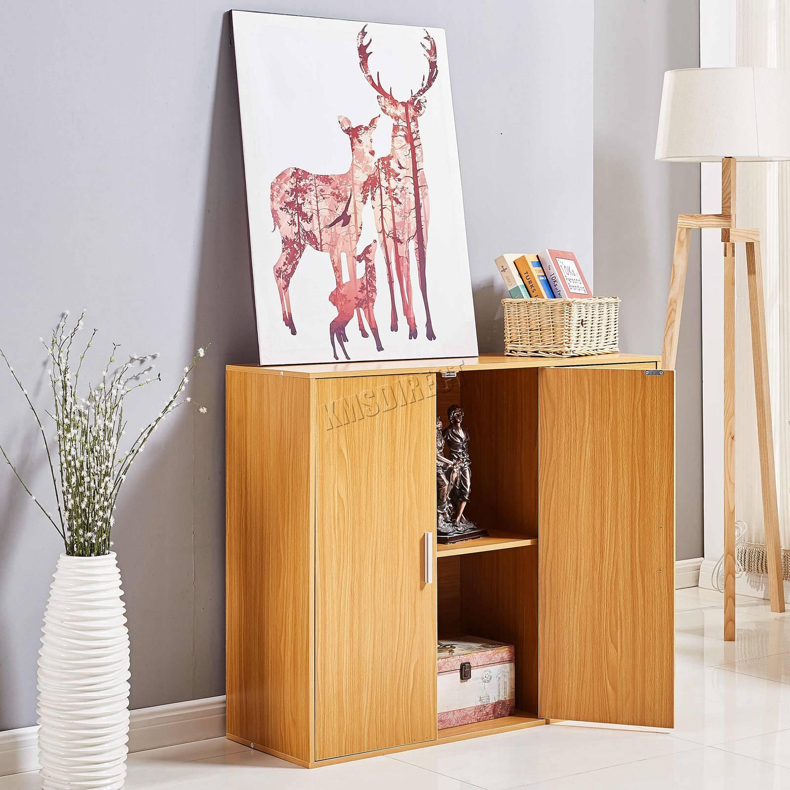 WestWood-Sideboard-Cabinet-Storage-tableware-Kitchen-Cupboard-Unit-PB-SSP01-NEW thumbnail 15