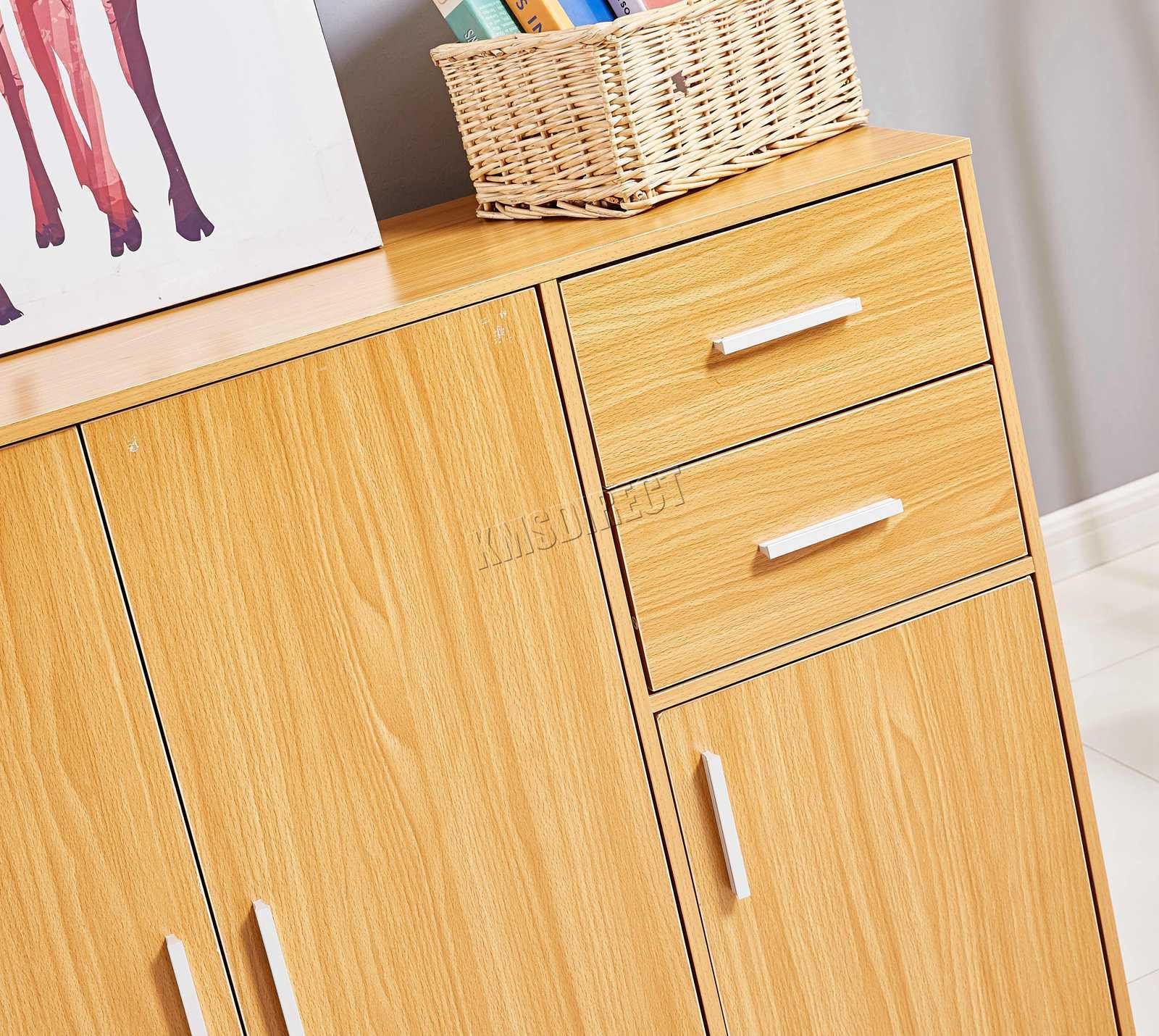 WestWood-Sideboard-Cabinet-Storage-tableware-Kitchen-Cupboard-Unit-PB-SSP01-NEW thumbnail 18