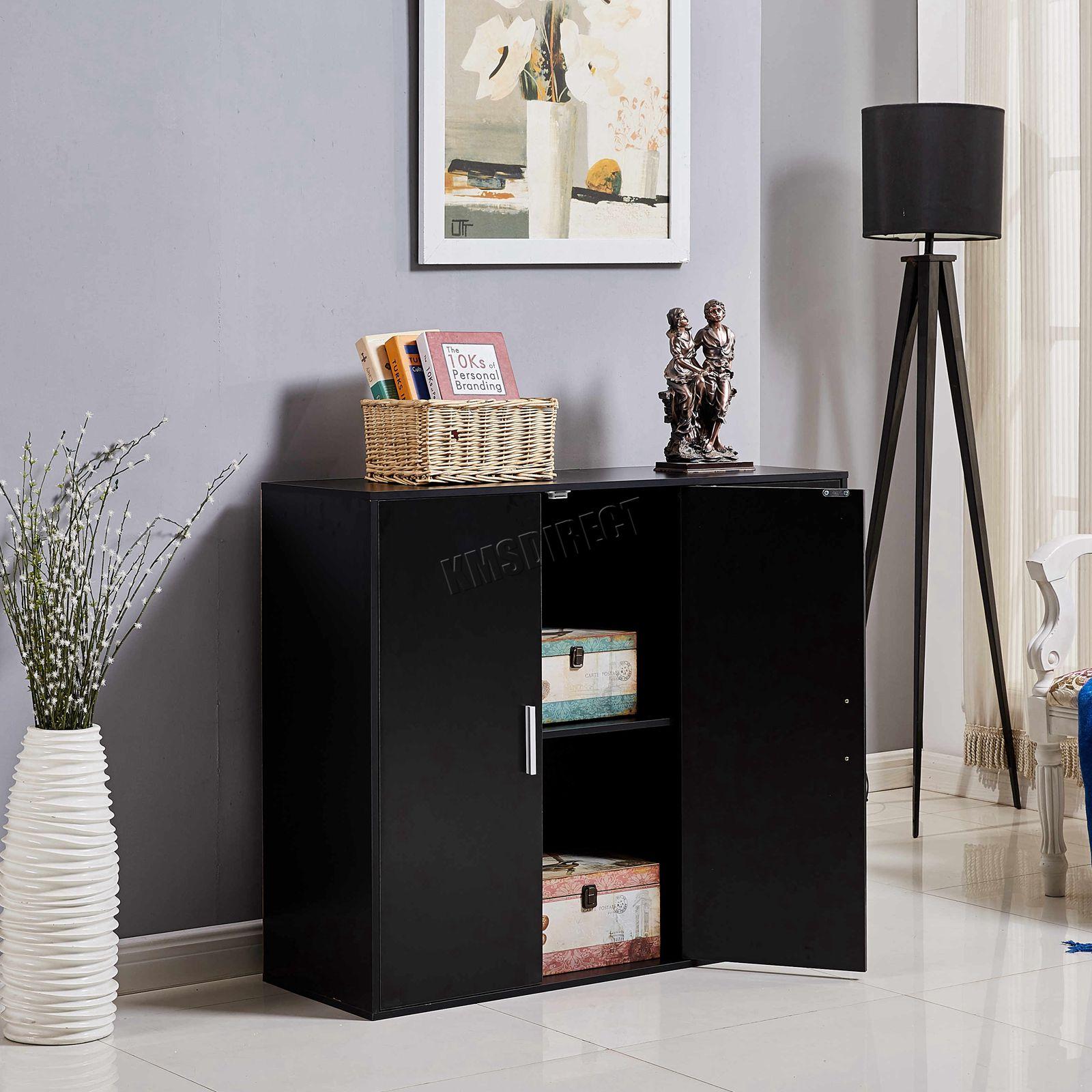 WestWood-Sideboard-Cabinet-Storage-tableware-Kitchen-Cupboard-Unit-PB-SSP01-NEW thumbnail 26