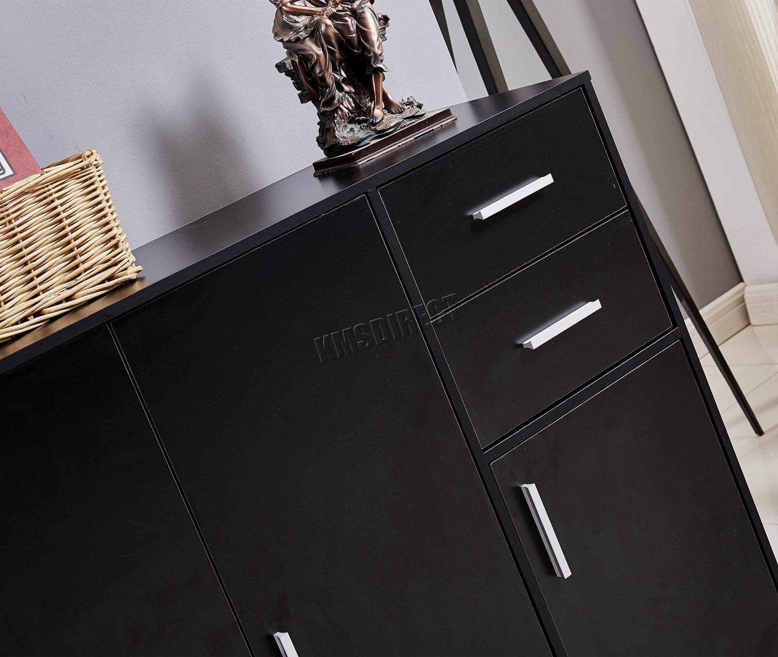 WestWood-Sideboard-Cabinet-Storage-tableware-Kitchen-Cupboard-Unit-PB-SSP01-NEW thumbnail 28