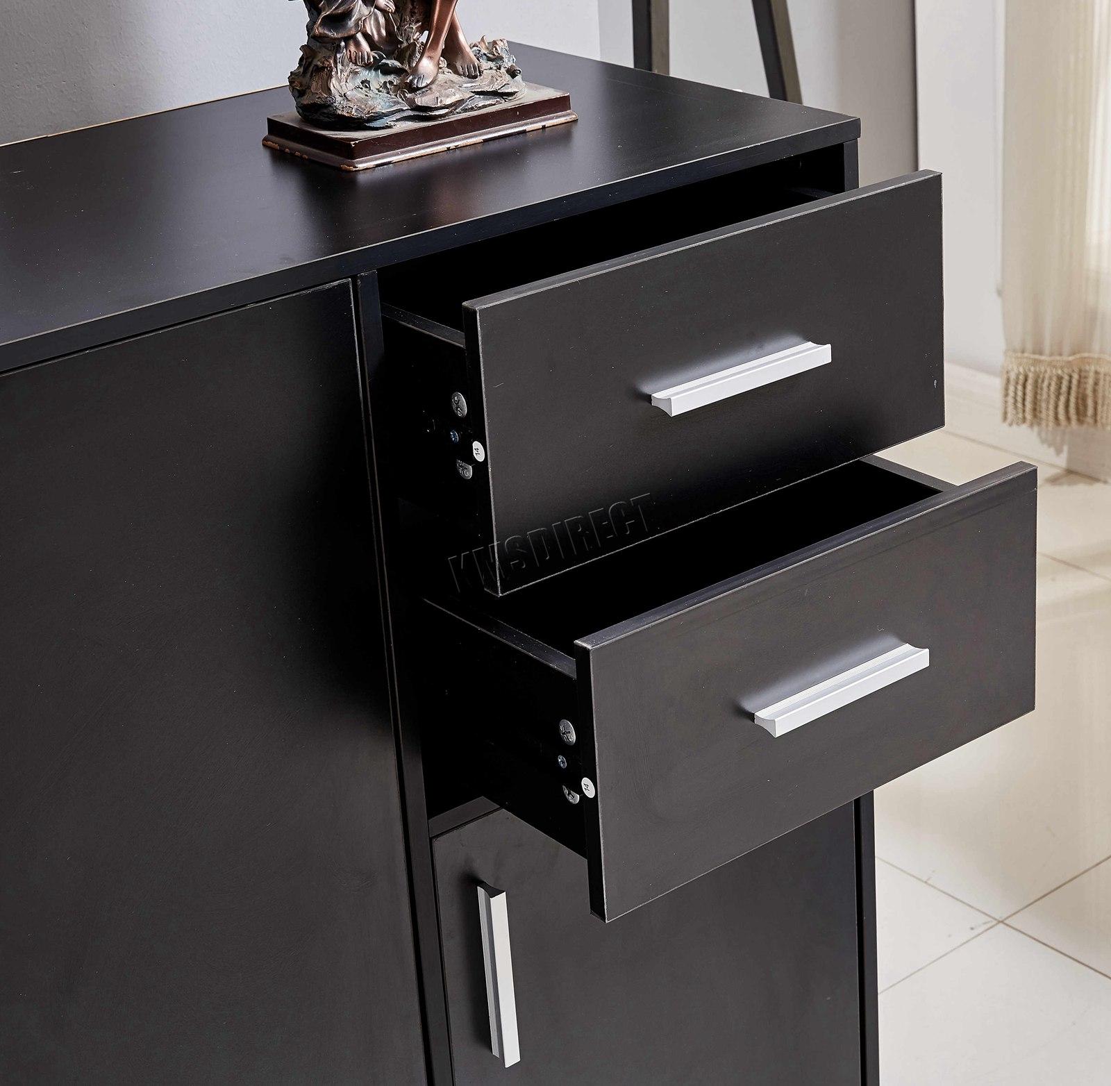 WestWood-Sideboard-Cabinet-Storage-tableware-Kitchen-Cupboard-Unit-PB-SSP01-NEW thumbnail 29