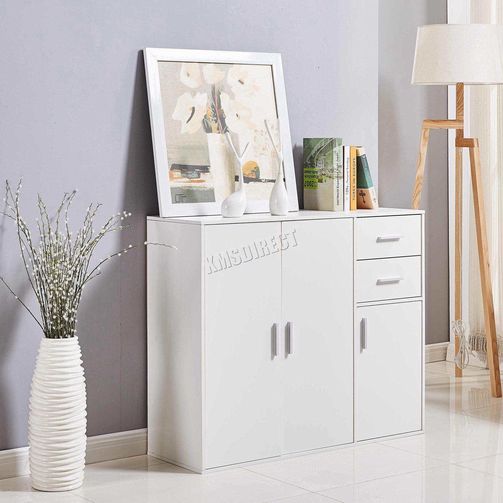 WestWood-Sideboard-Cabinet-Storage-tableware-Kitchen-Cupboard-Unit-PB-SSP01-NEW thumbnail 35
